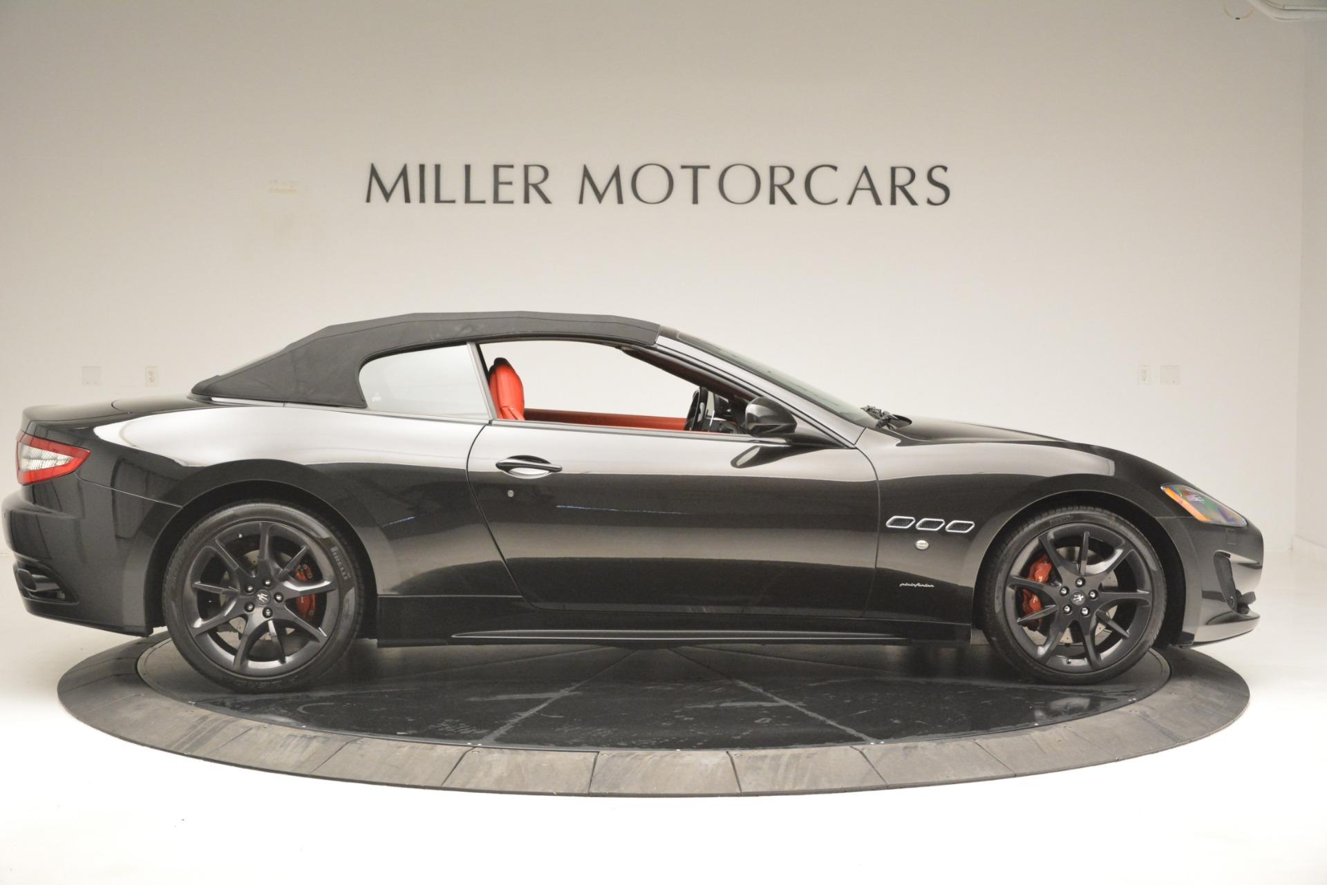 Used 2014 Maserati GranTurismo Sport For Sale In Greenwich, CT 3066_p17