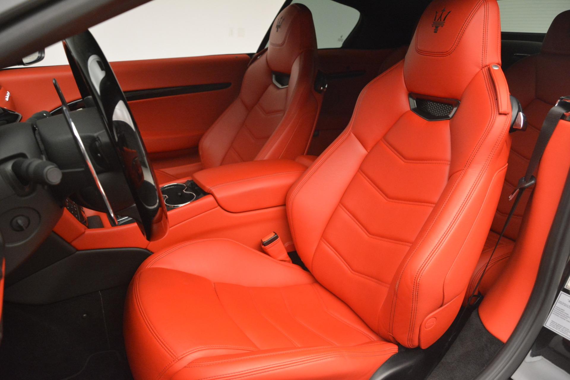 Used 2014 Maserati GranTurismo Sport For Sale In Greenwich, CT 3066_p21