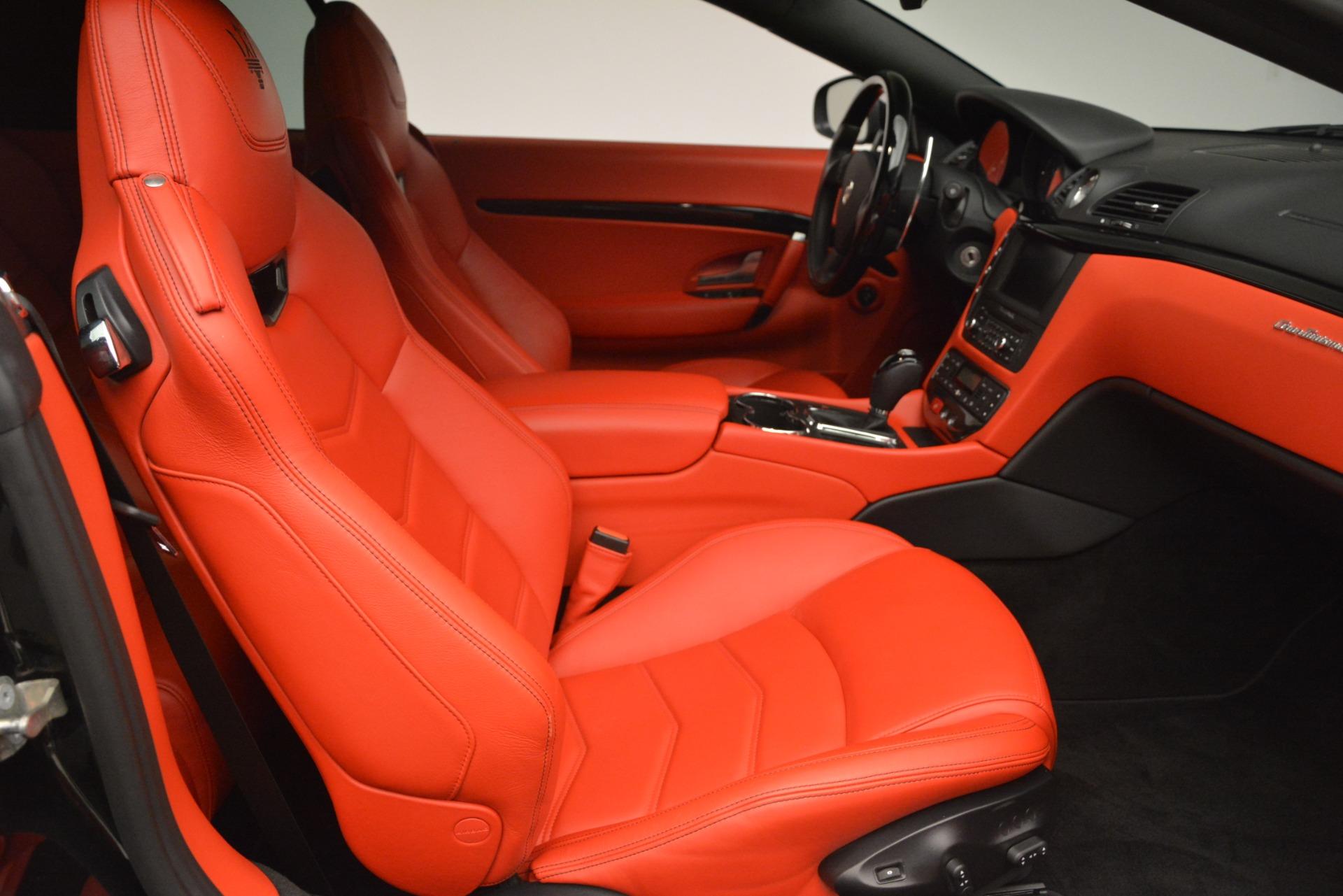 Used 2014 Maserati GranTurismo Sport For Sale In Greenwich, CT 3066_p23