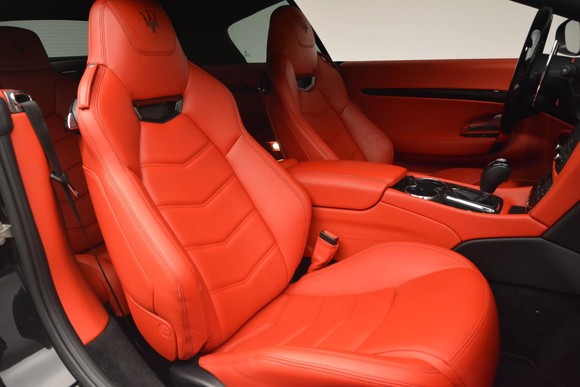 Used 2014 Maserati GranTurismo Sport For Sale In Greenwich, CT 3066_p24