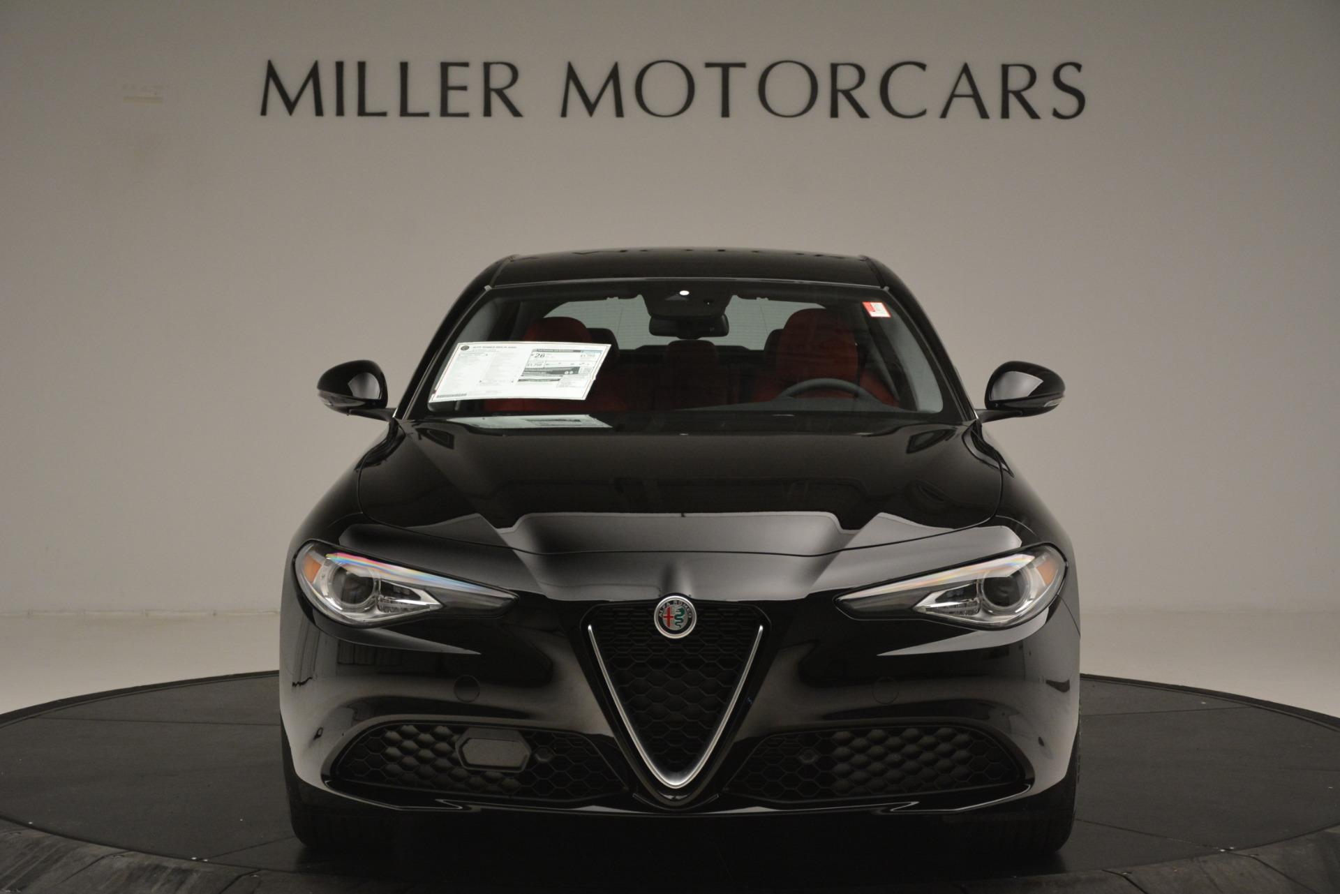 New 2019 Alfa Romeo Giulia Q4 For Sale In Greenwich, CT 3069_p12