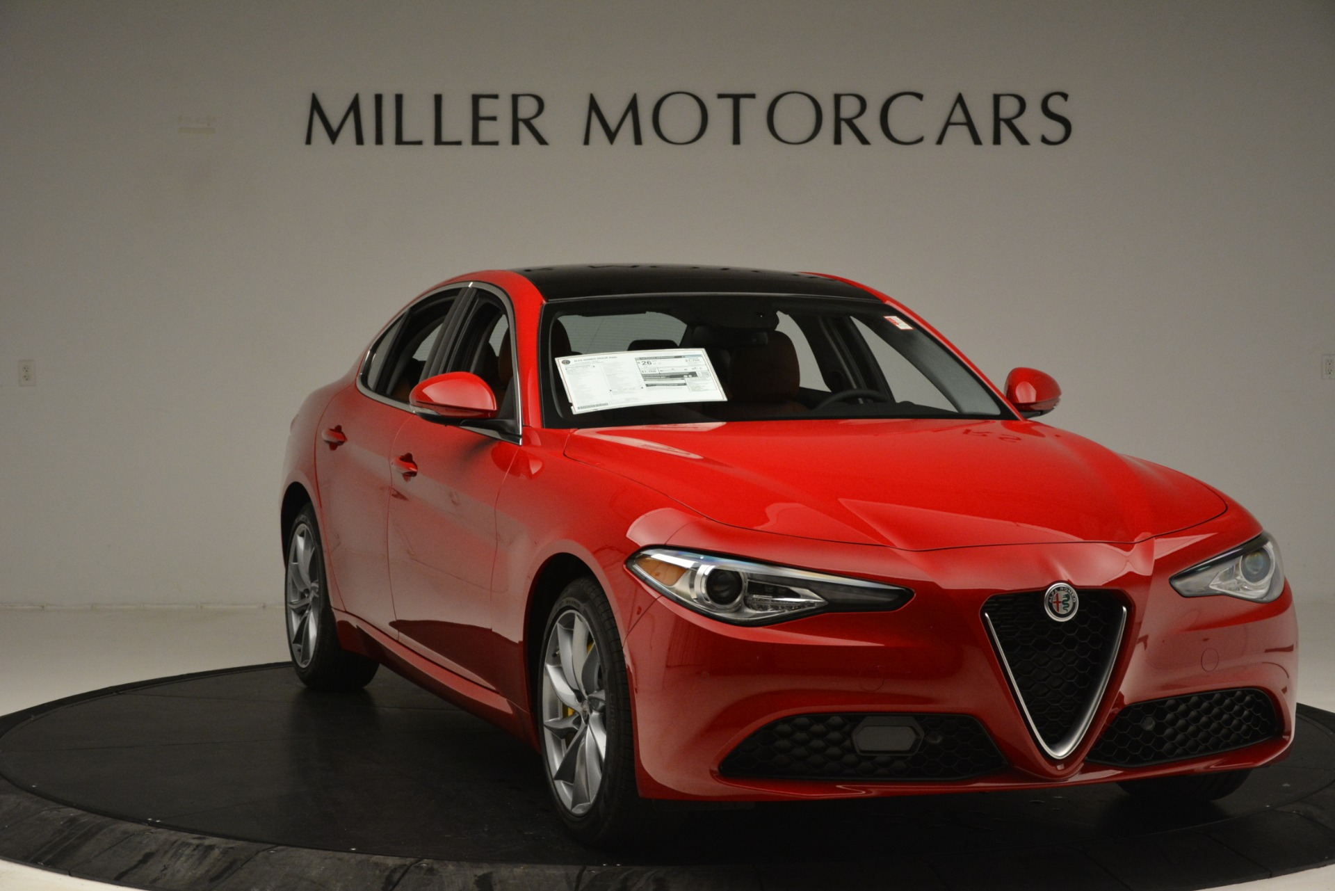 New 2019 Alfa Romeo Giulia Q4 For Sale In Greenwich, CT 3070_p11