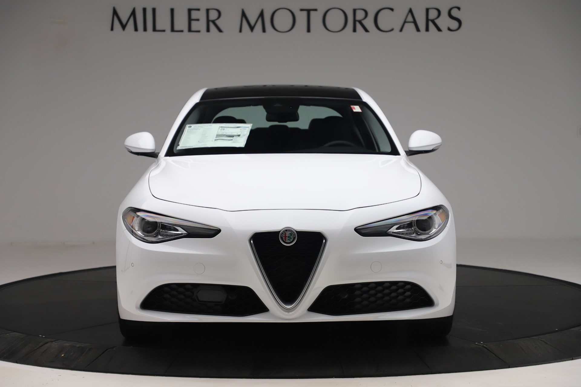 New 2019 Alfa Romeo Giulia Q4 For Sale In Greenwich, CT 3071_p12