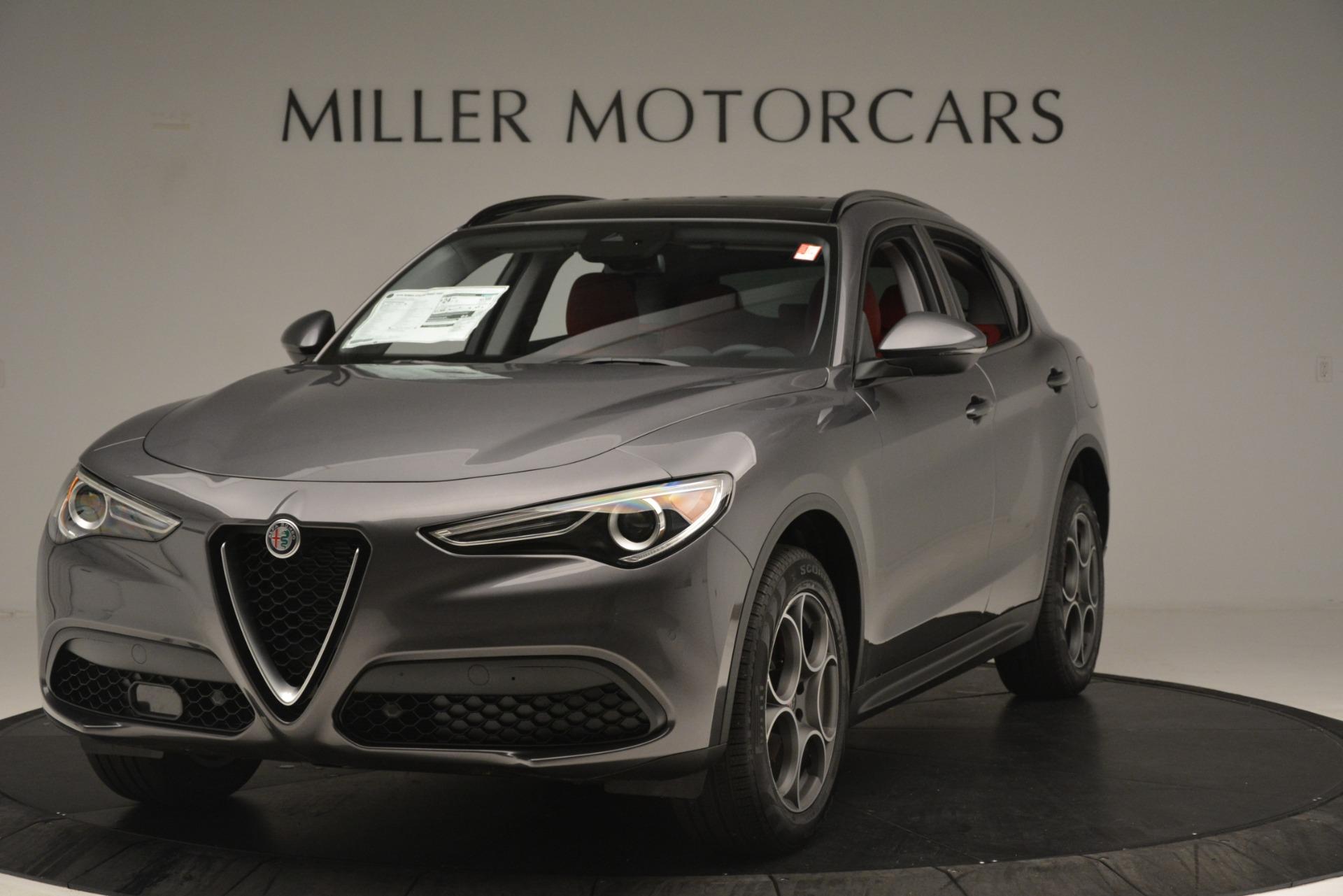New 2019 Alfa Romeo Stelvio Sport Q4 For Sale In Greenwich, CT 3075_main