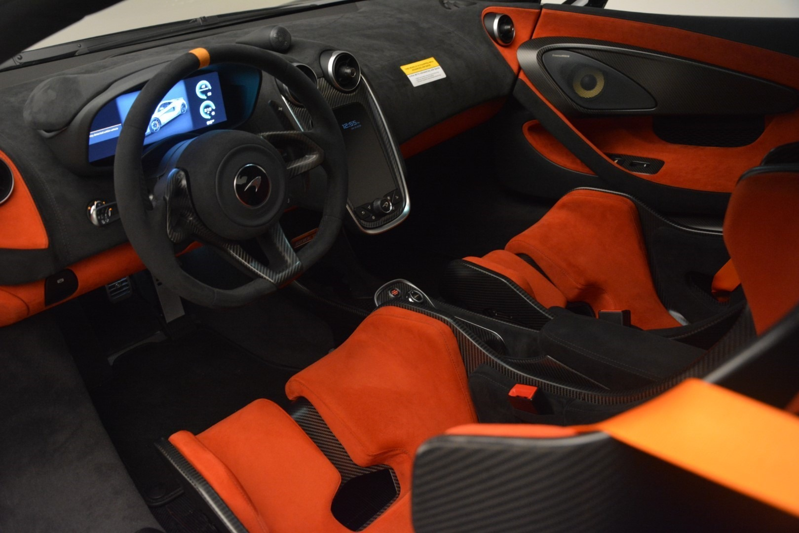 New 2019 McLaren 600LT Coupe For Sale In Greenwich, CT 3081_p18