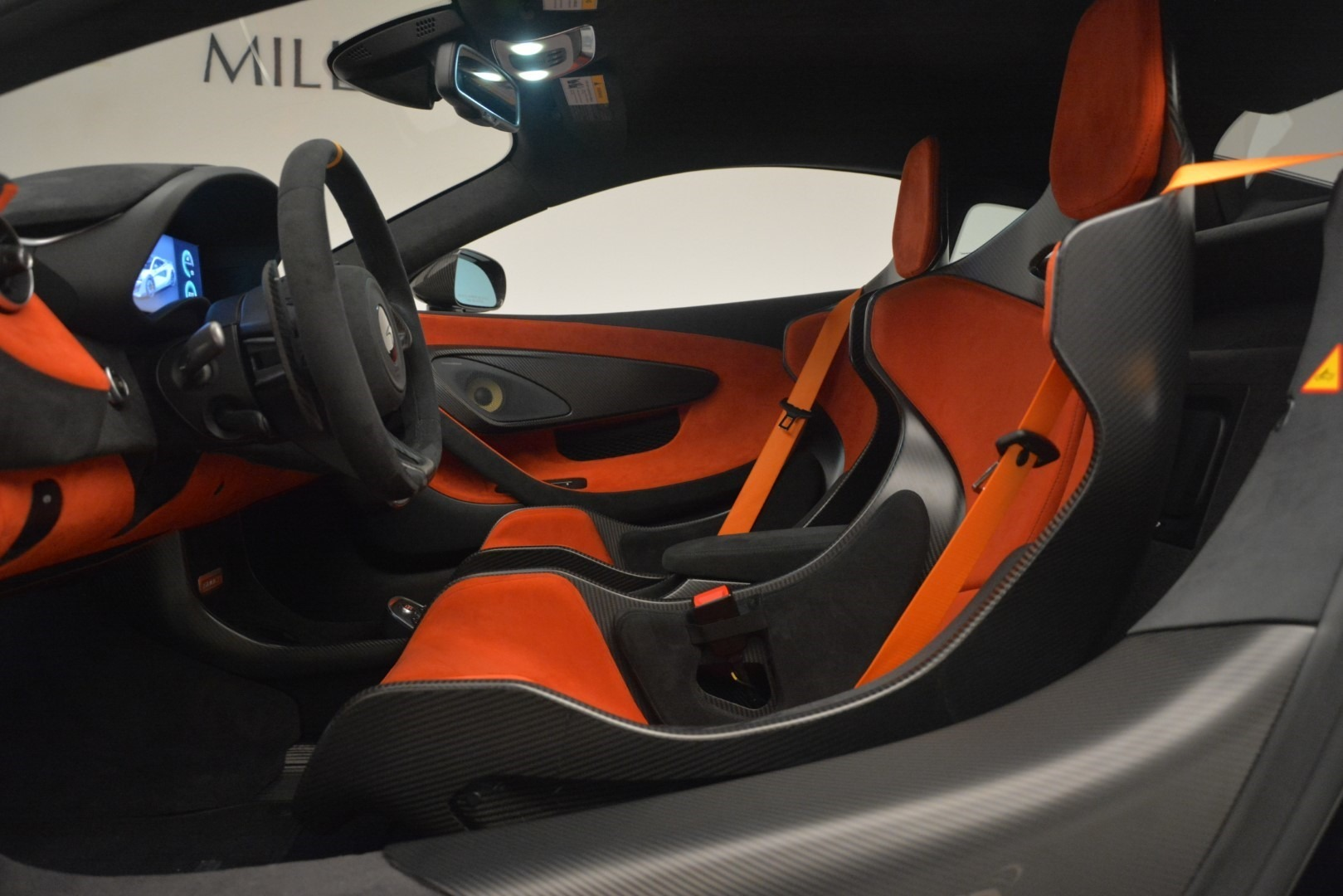 New 2019 McLaren 600LT Coupe For Sale In Greenwich, CT 3081_p19