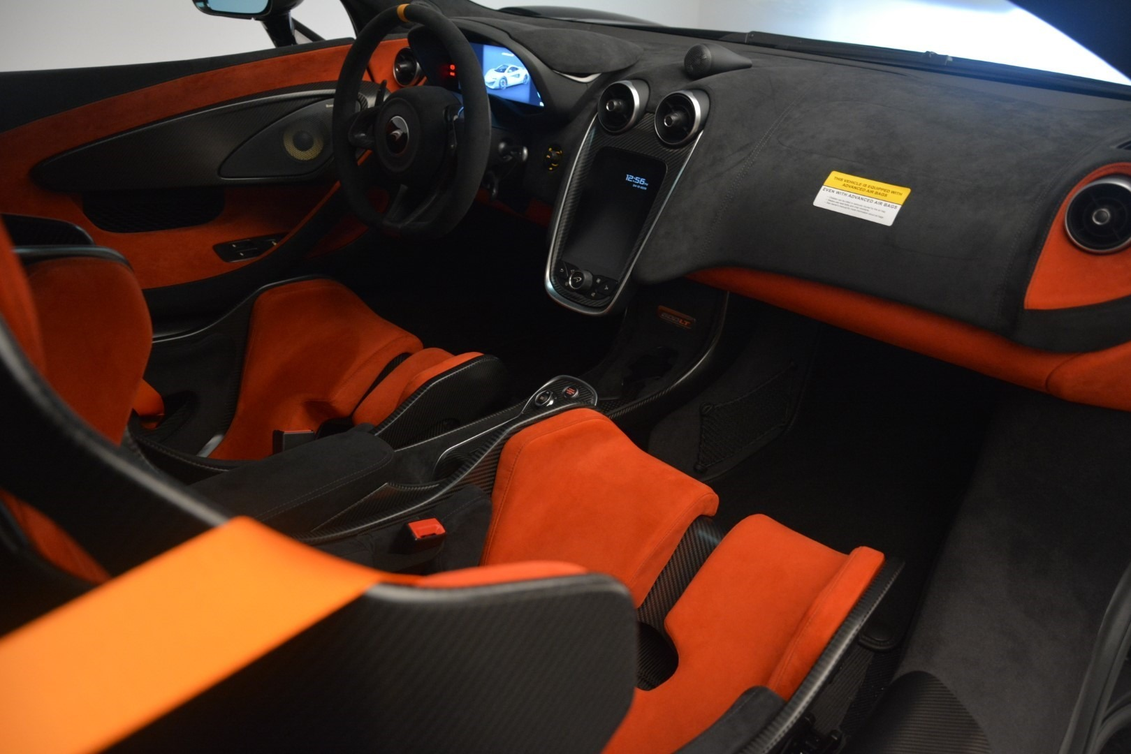 New 2019 McLaren 600LT Coupe For Sale In Greenwich, CT 3081_p21