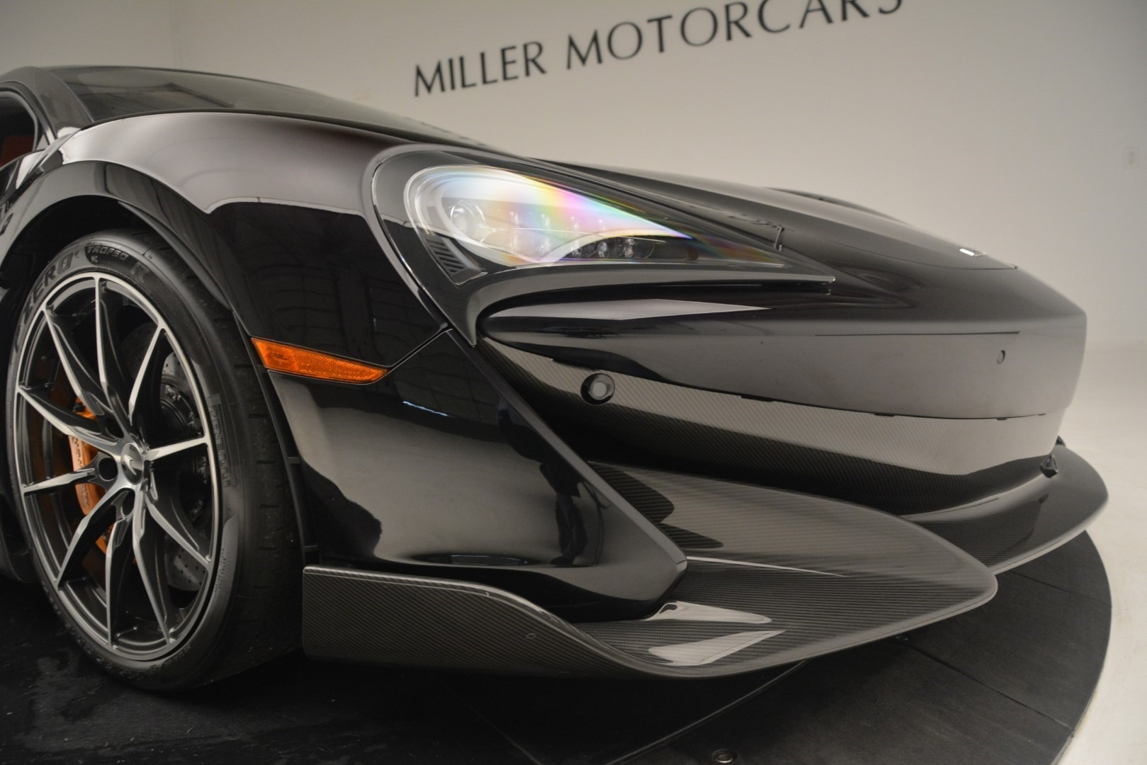 New 2019 McLaren 600LT Coupe For Sale In Greenwich, CT 3081_p24