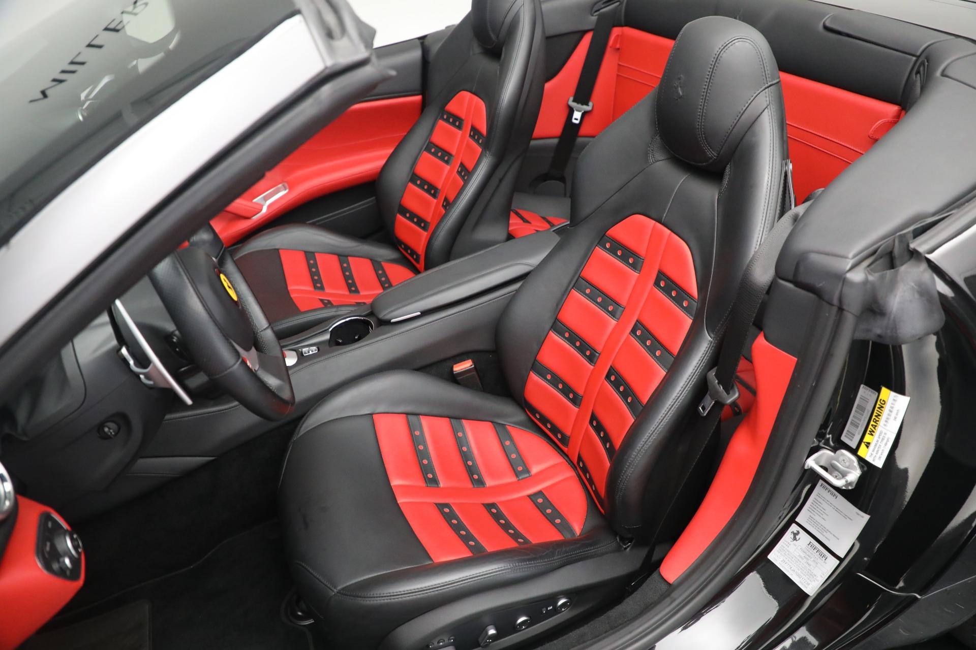 Used 2016 Ferrari California T  For Sale In Greenwich, CT 3082_p21