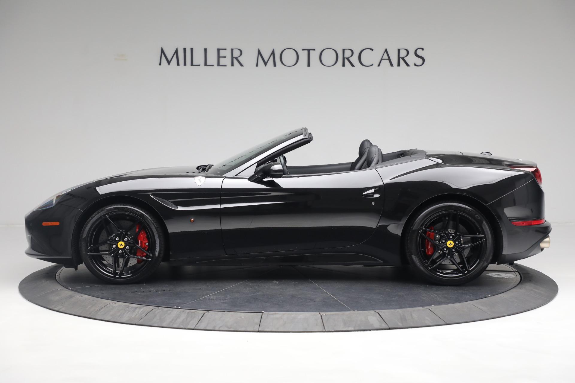 Used 2016 Ferrari California T  For Sale In Greenwich, CT 3082_p3