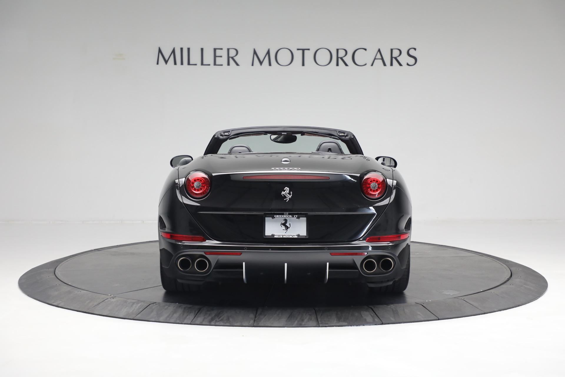 Used 2016 Ferrari California T  For Sale In Greenwich, CT 3082_p6