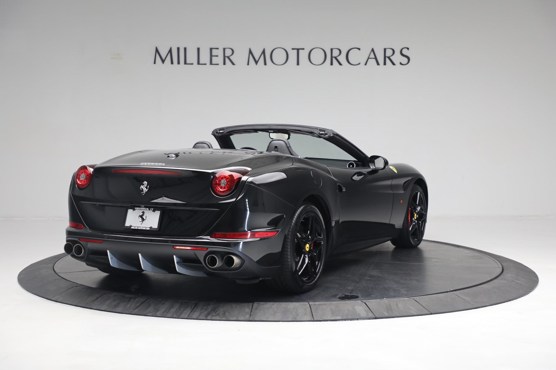 Used 2016 Ferrari California T  For Sale In Greenwich, CT 3082_p7