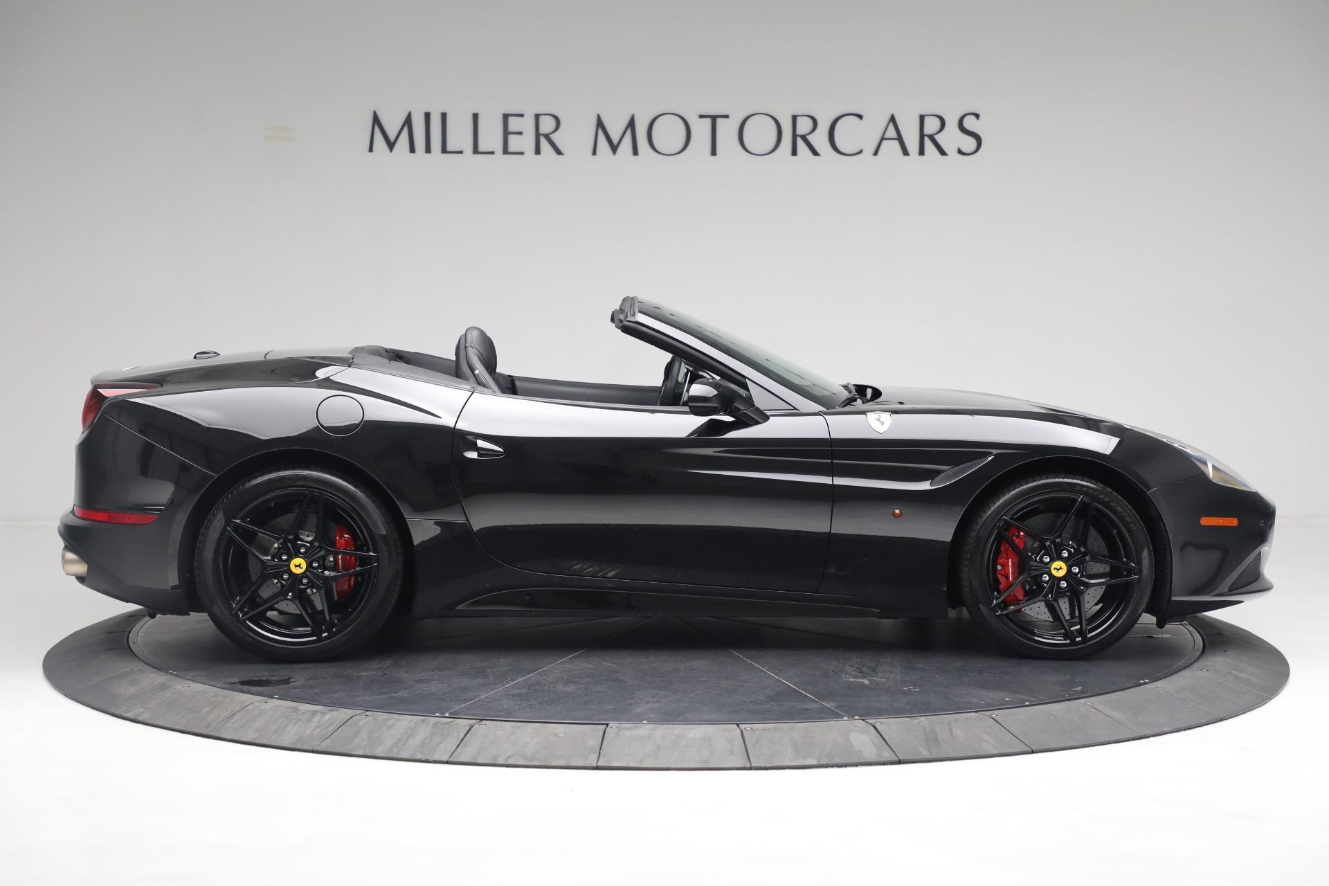 Used 2016 Ferrari California T  For Sale In Greenwich, CT 3082_p9
