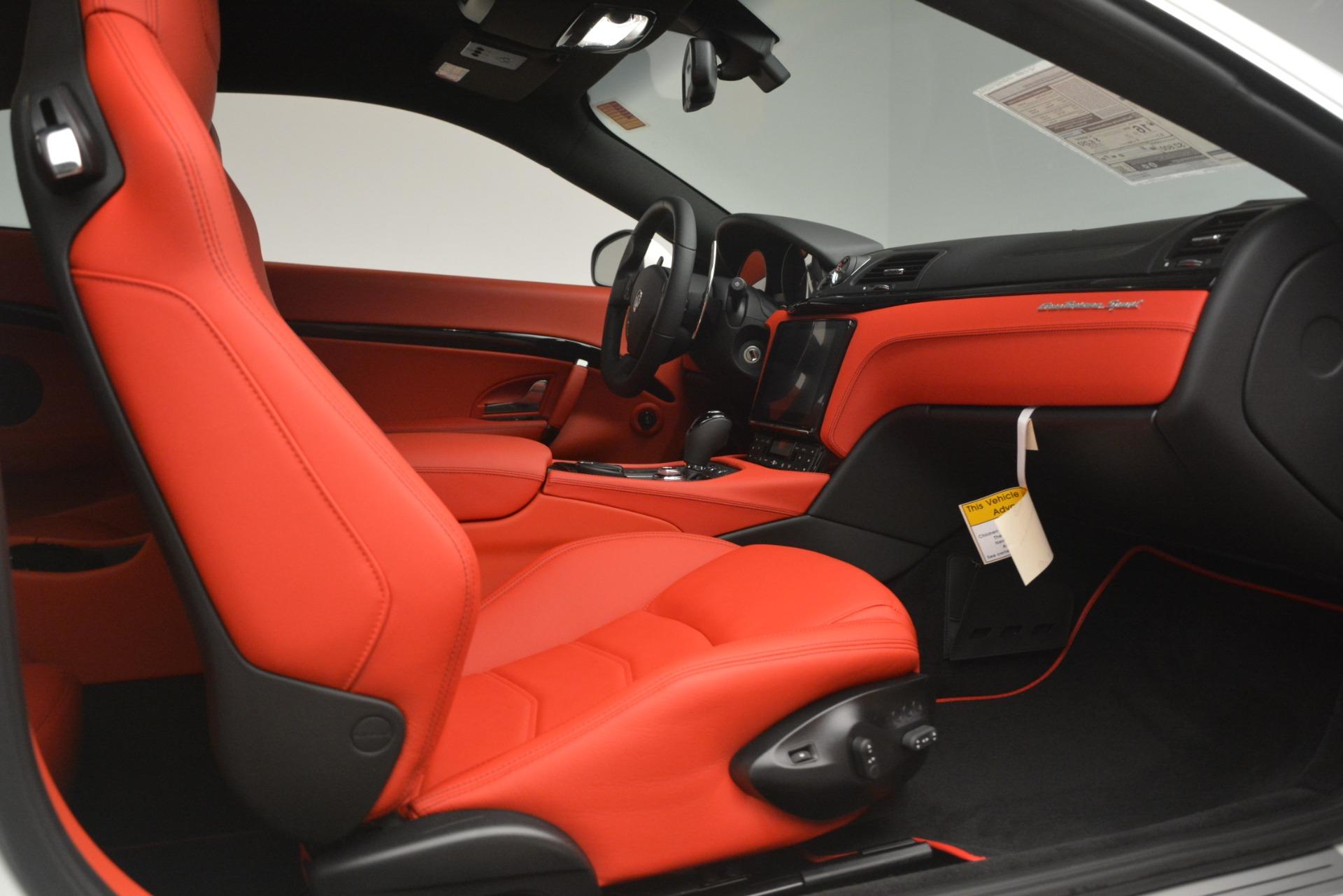 New 2018 Maserati GranTurismo Sport For Sale In Greenwich, CT 3083_p21