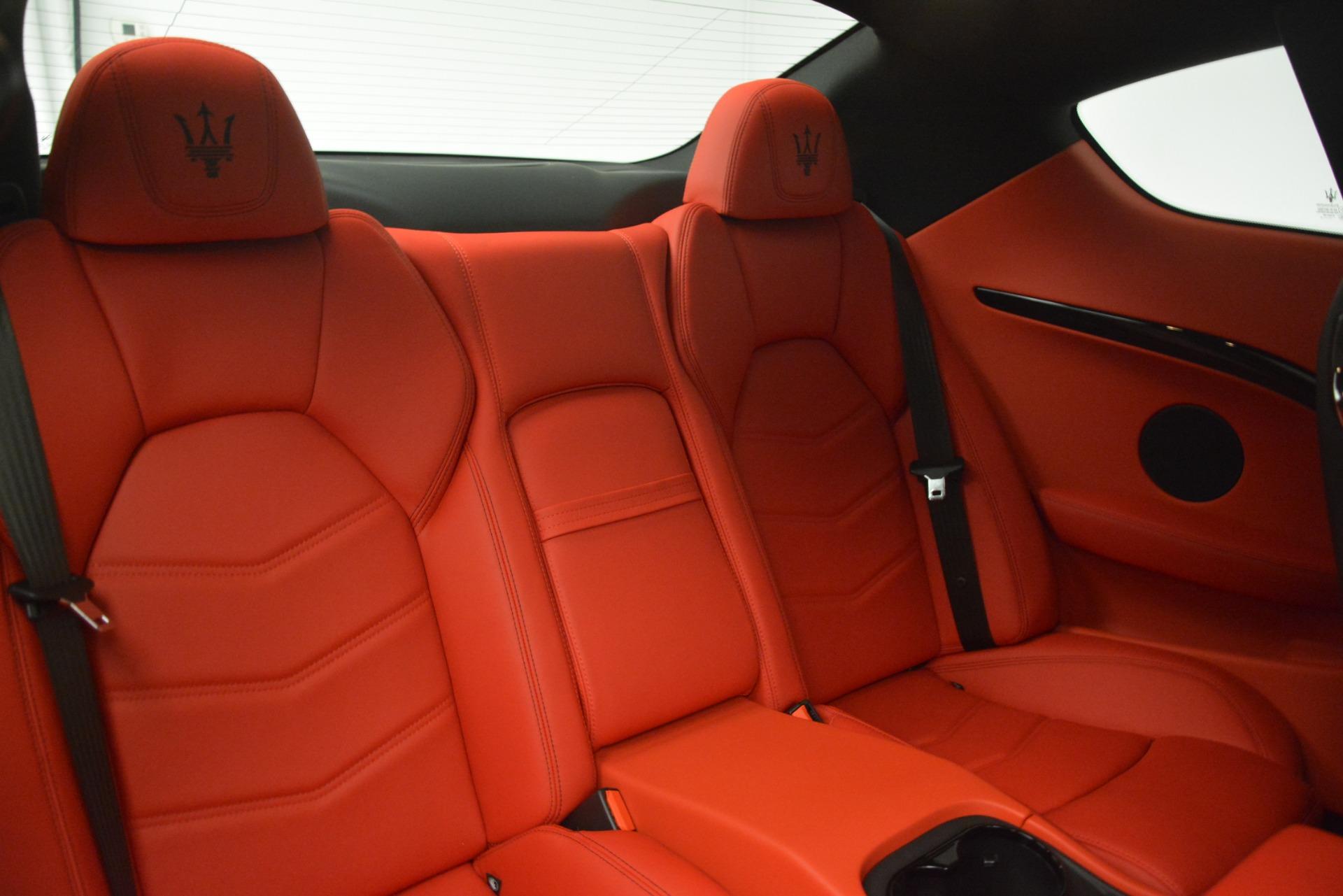 New 2018 Maserati GranTurismo Sport For Sale In Greenwich, CT 3083_p24