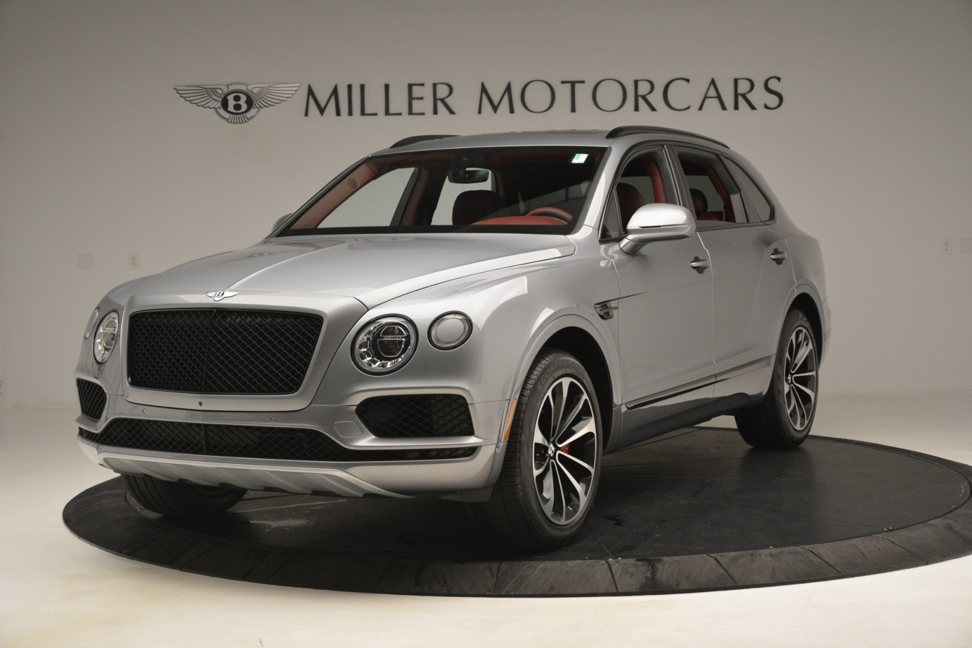 New 2019 Bentley Bentayga V8 For Sale In Greenwich, CT 3084_main