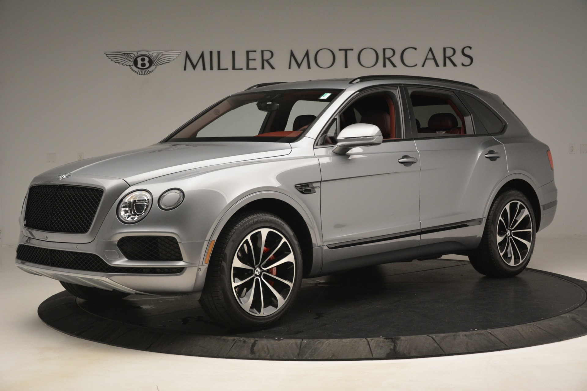 New 2019 Bentley Bentayga V8 For Sale In Greenwich, CT 3084_p2