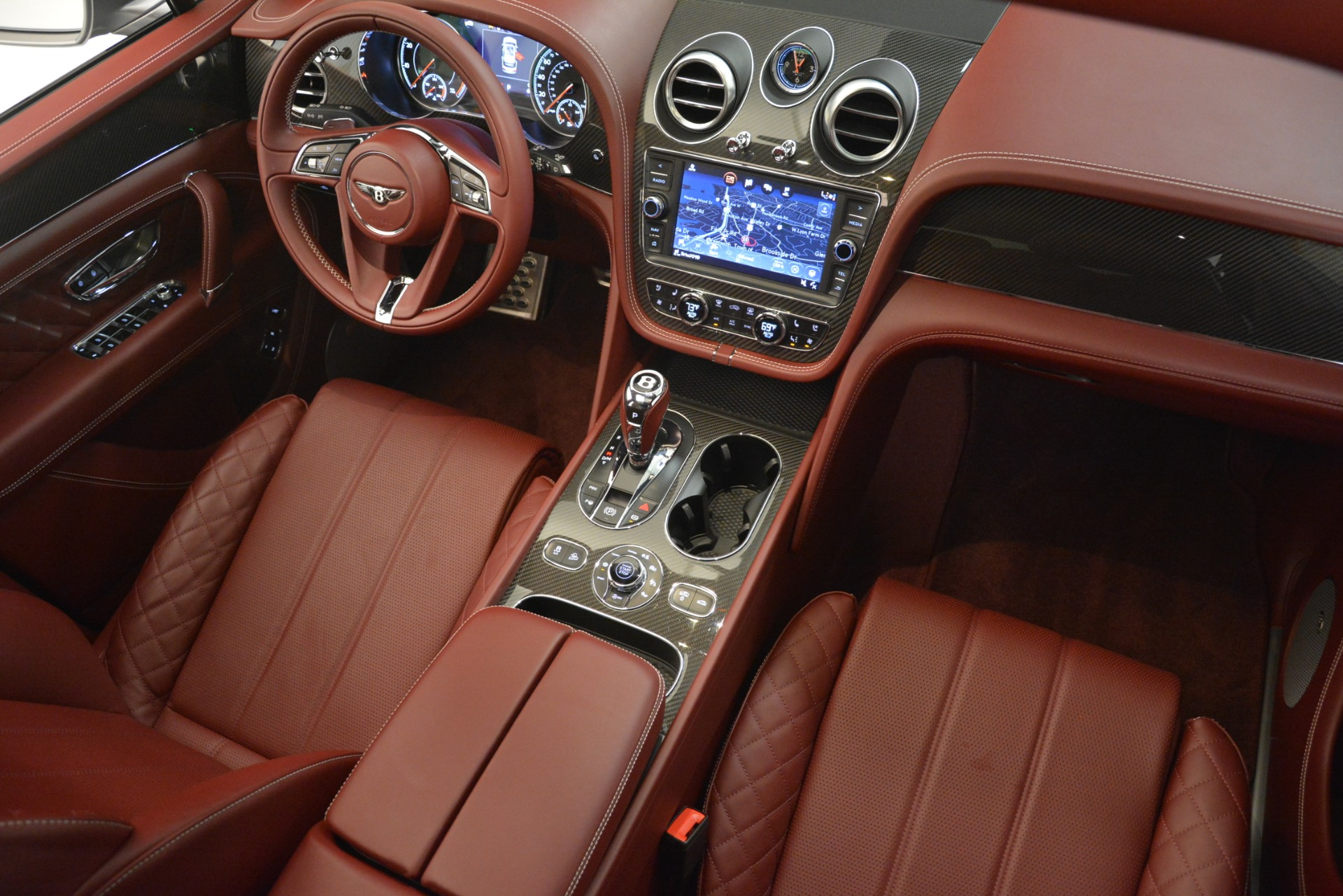 Used 2019 Bentley Bentayga V8 For Sale In Greenwich, CT 3084_p31