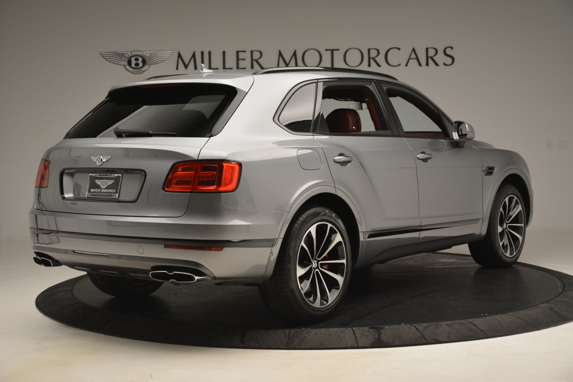 Used 2019 Bentley Bentayga V8 For Sale In Greenwich, CT 3084_p8