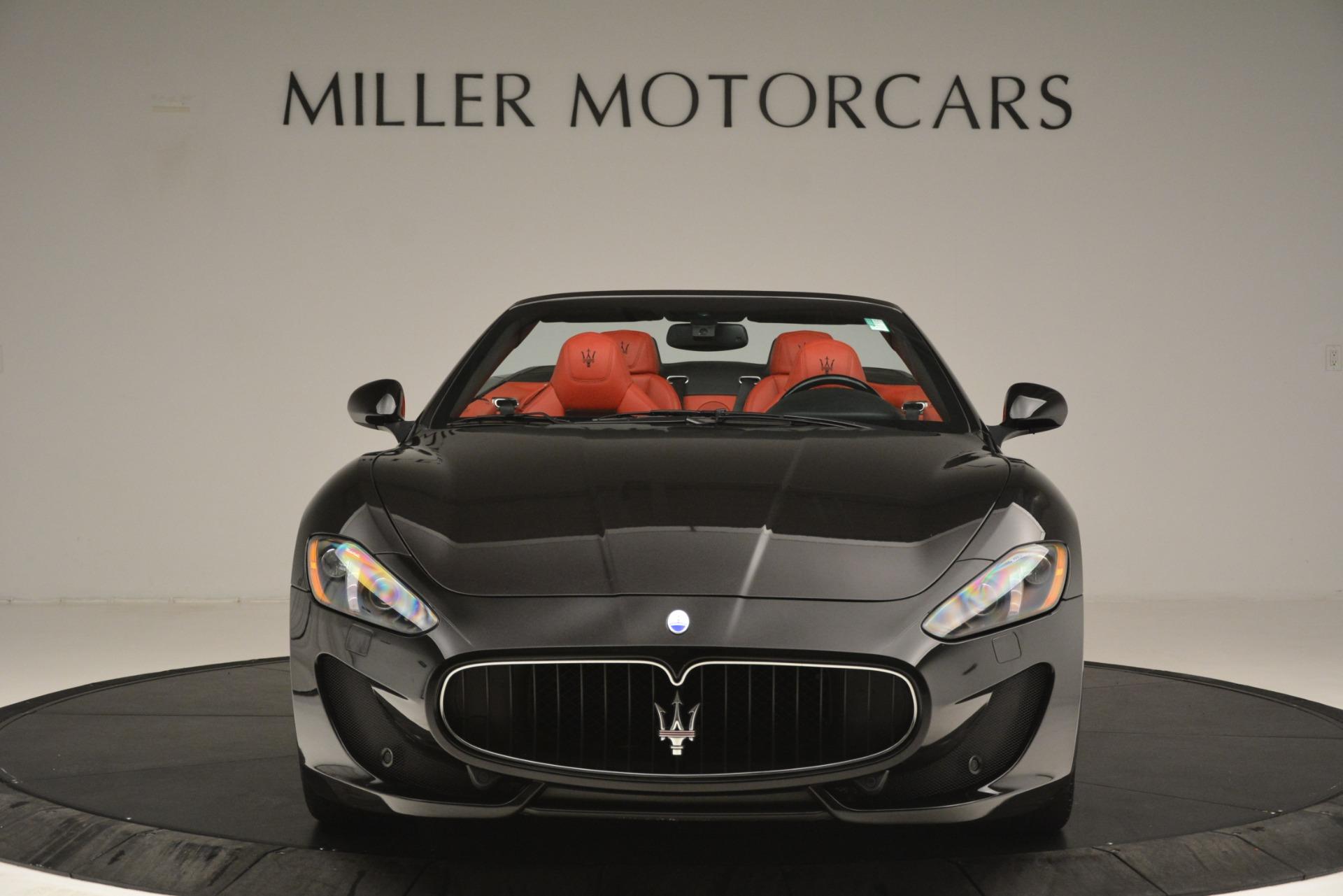Used 2015 Maserati GranTurismo Sport For Sale In Greenwich, CT 3085_p23