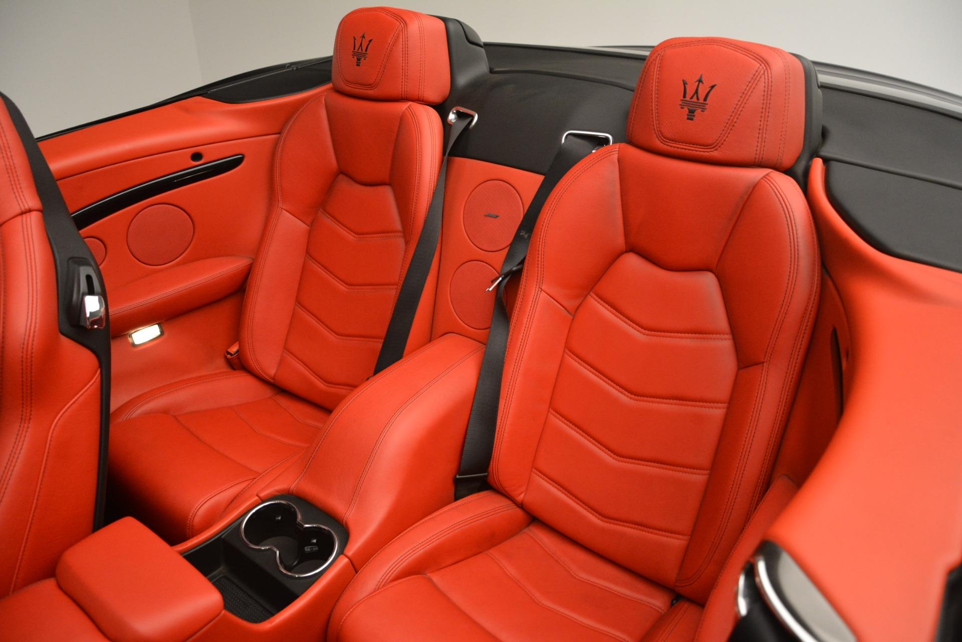 Used 2015 Maserati GranTurismo Sport For Sale In Greenwich, CT 3085_p30