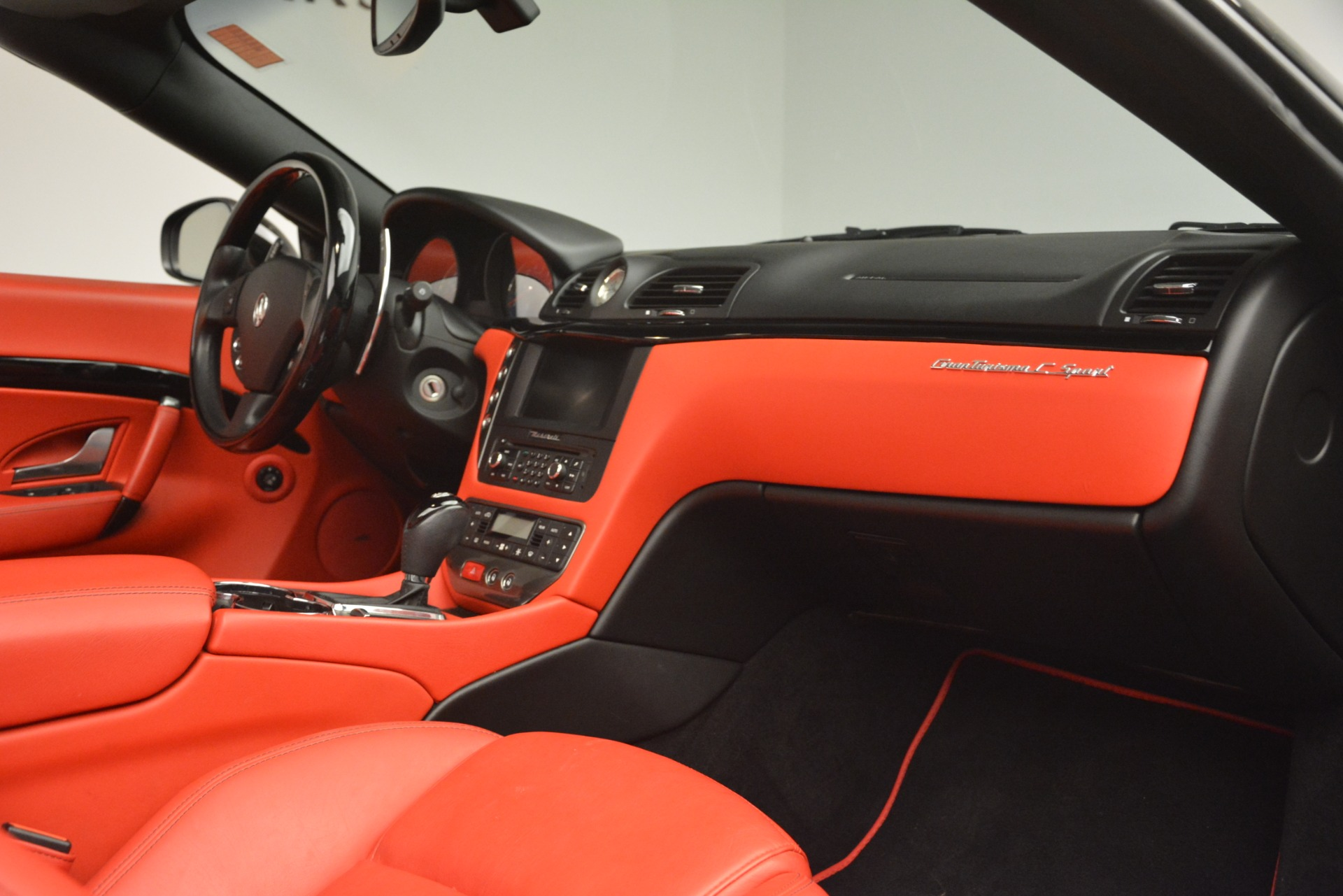Used 2015 Maserati GranTurismo Sport For Sale In Greenwich, CT 3085_p33