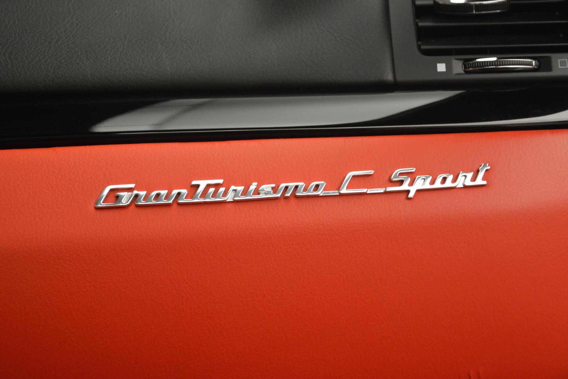 Used 2015 Maserati GranTurismo Sport For Sale In Greenwich, CT 3085_p40