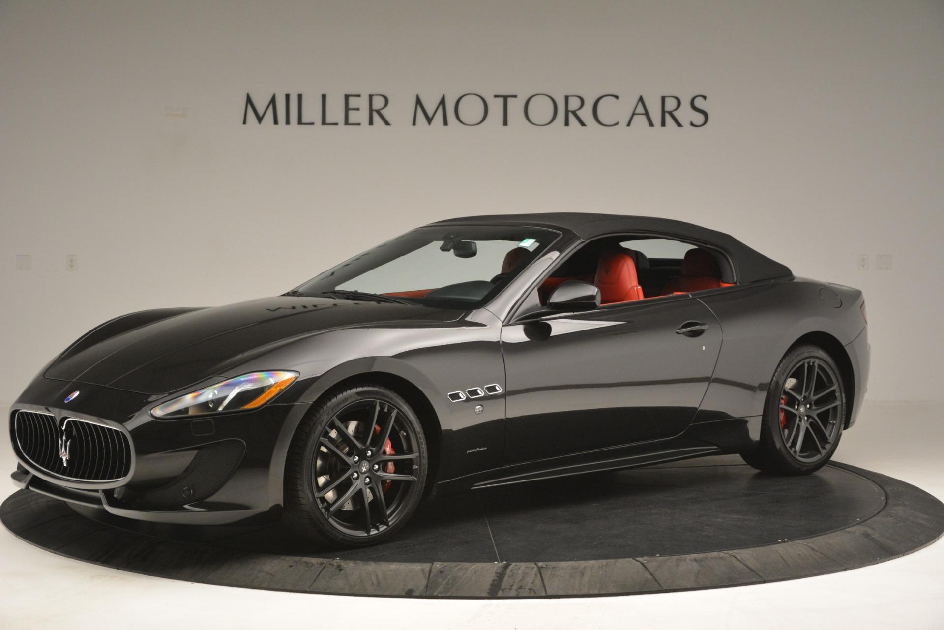 Used 2015 Maserati GranTurismo Sport For Sale In Greenwich, CT 3085_p4