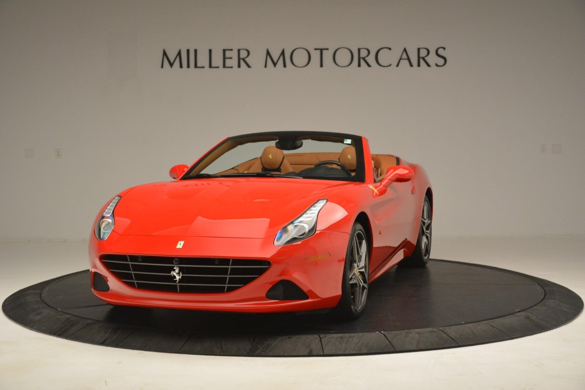 Used 2017 Ferrari California T Handling Speciale For Sale In Greenwich, CT 3086_main