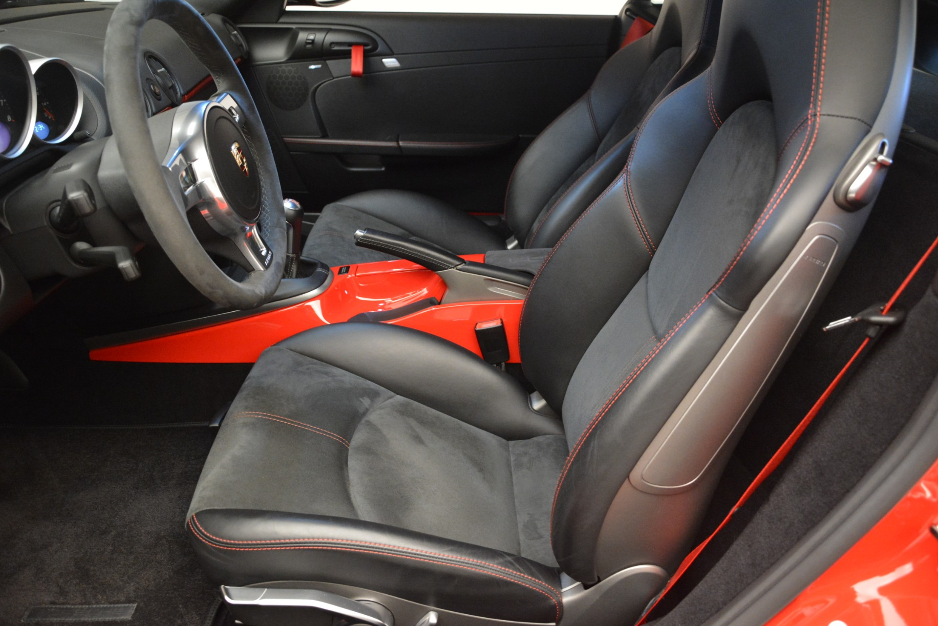 Used 2012 Porsche Cayman R For Sale In Greenwich, CT 3087_p18