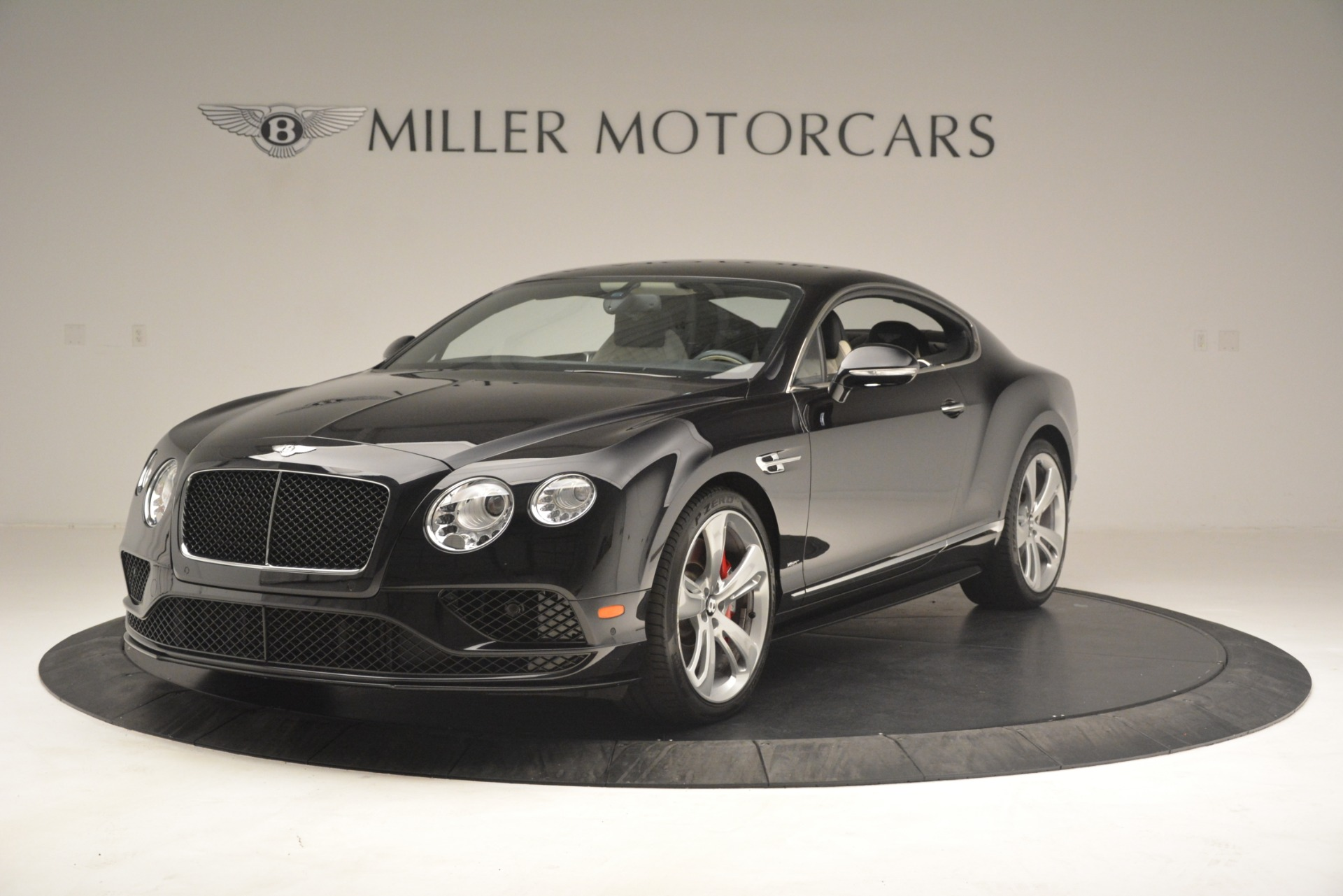 Used 2016 Bentley Continental GT V8 S For Sale In Greenwich, CT 3088_main