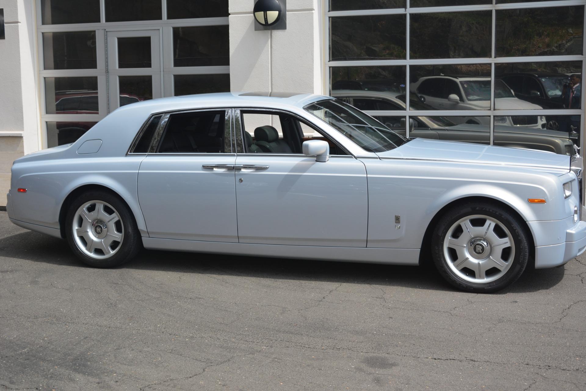 Used 2007 Rolls-Royce Phantom  For Sale In Greenwich, CT 3089_p10