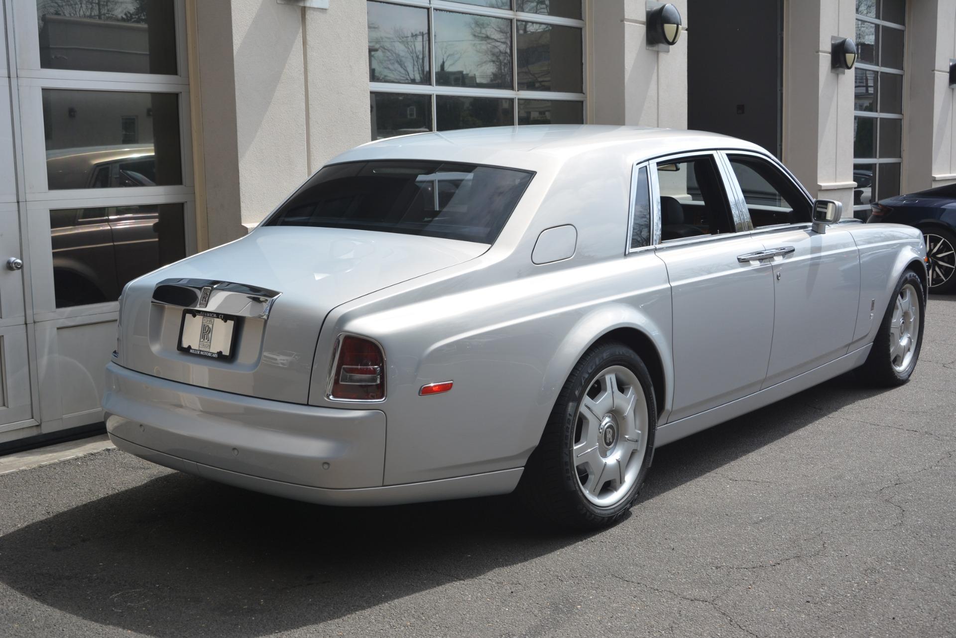 Used 2007 Rolls-Royce Phantom  For Sale In Greenwich, CT 3089_p12