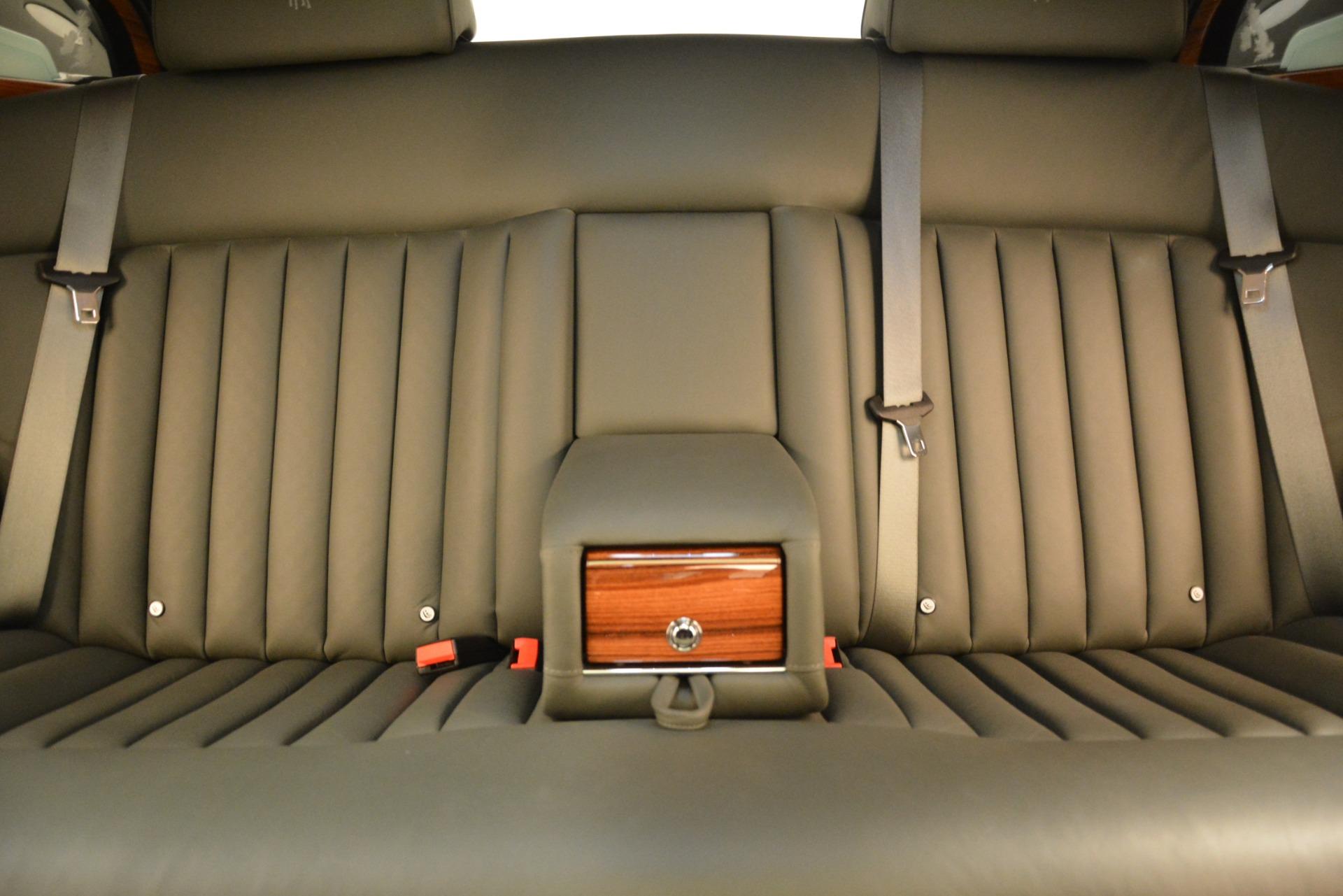 Used 2007 Rolls-Royce Phantom  For Sale In Greenwich, CT 3089_p24