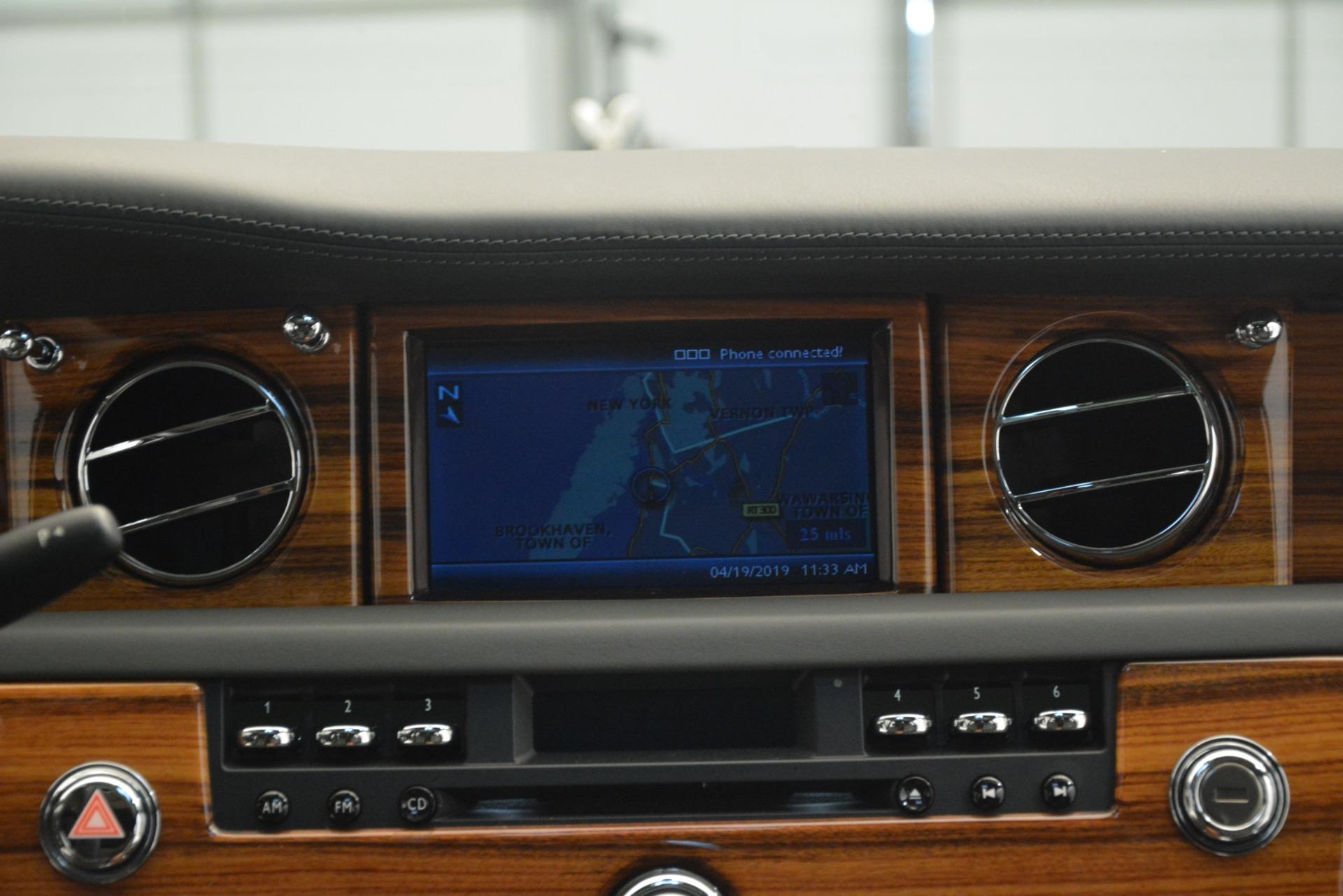 Used 2007 Rolls-Royce Phantom  For Sale In Greenwich, CT 3089_p33