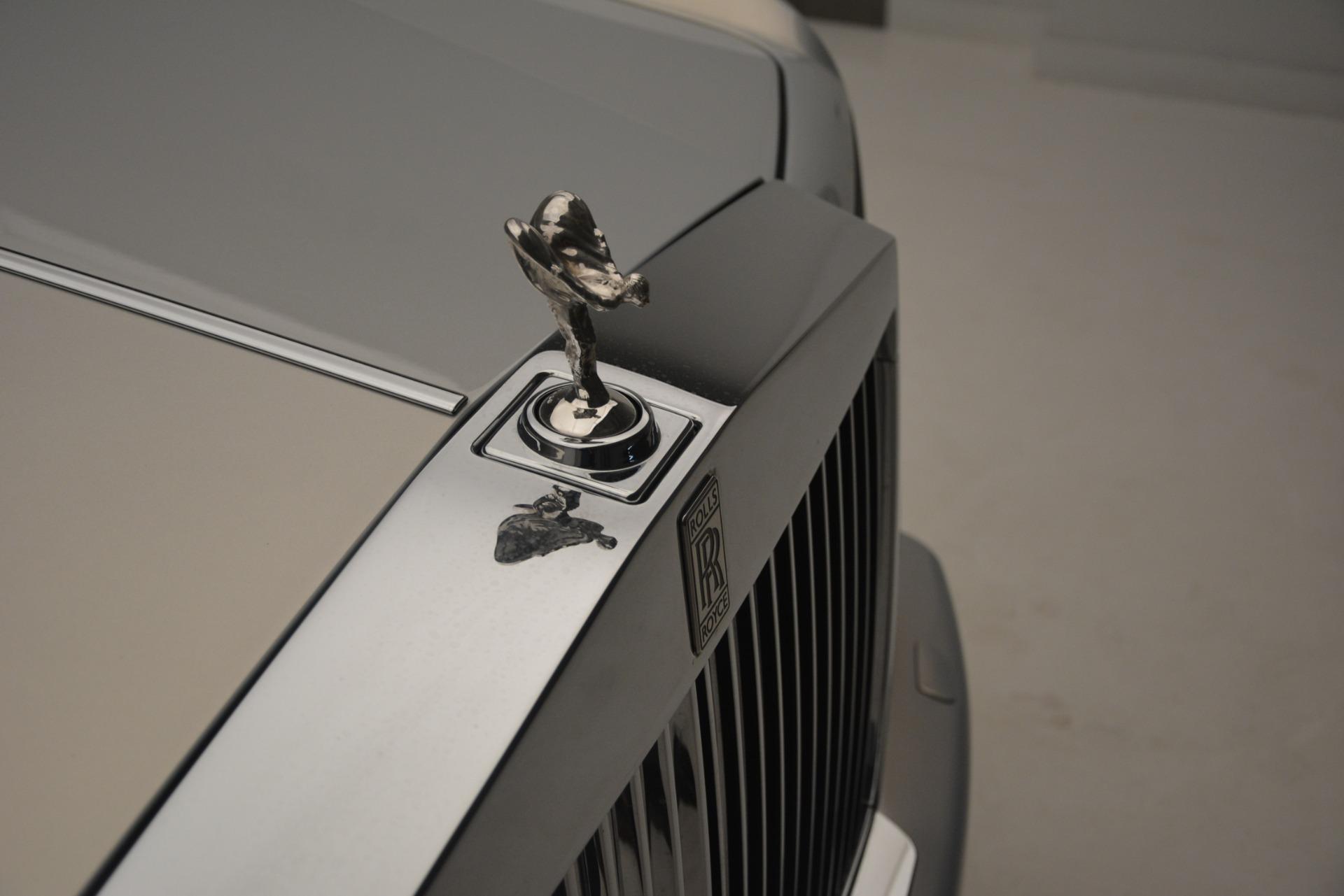Used 2007 Rolls-Royce Phantom  For Sale In Greenwich, CT 3089_p5