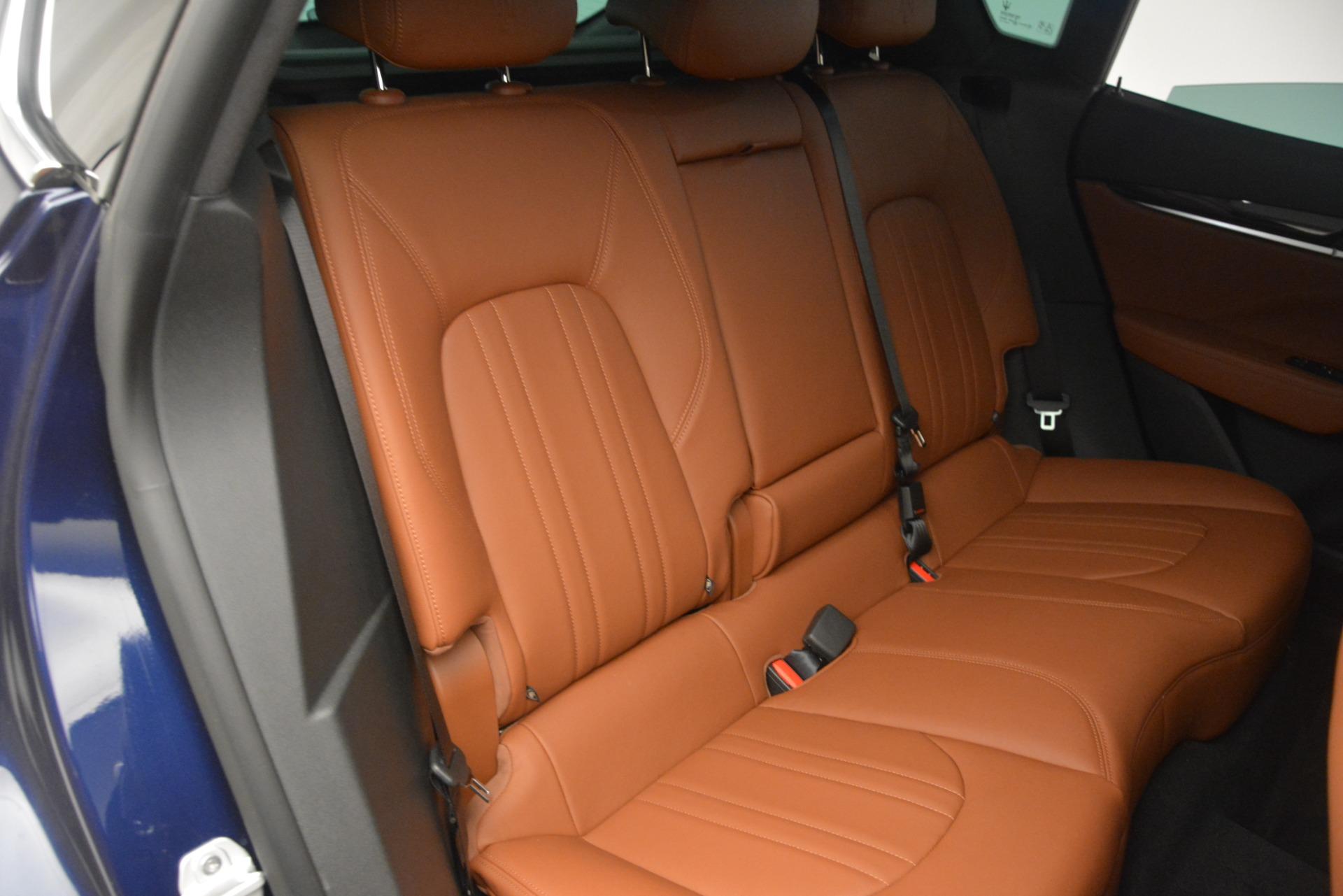 New 2019 Maserati Levante Q4 For Sale In Greenwich, CT 3090_p28