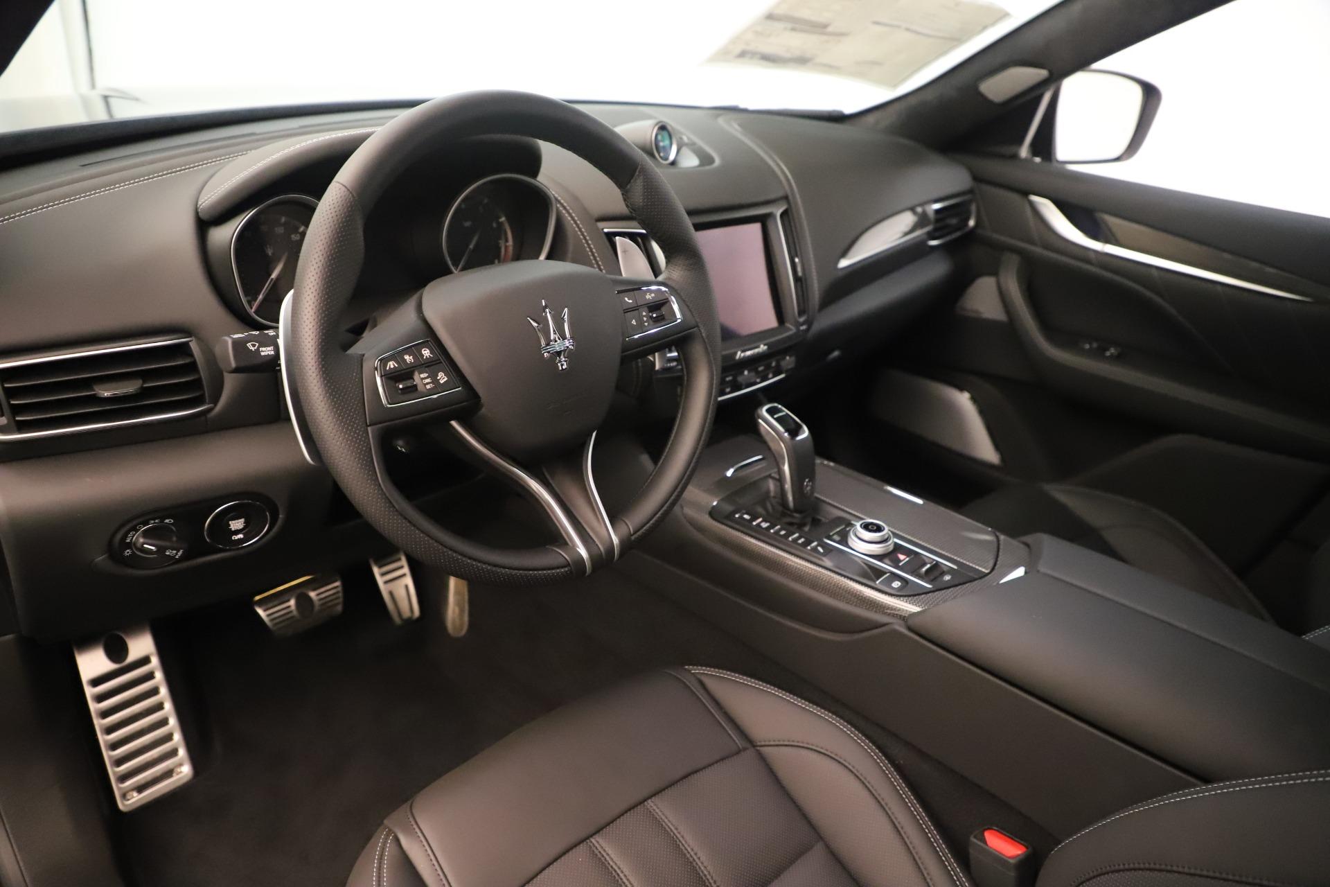 New 2019 Maserati Levante GTS For Sale In Greenwich, CT 3091_p13