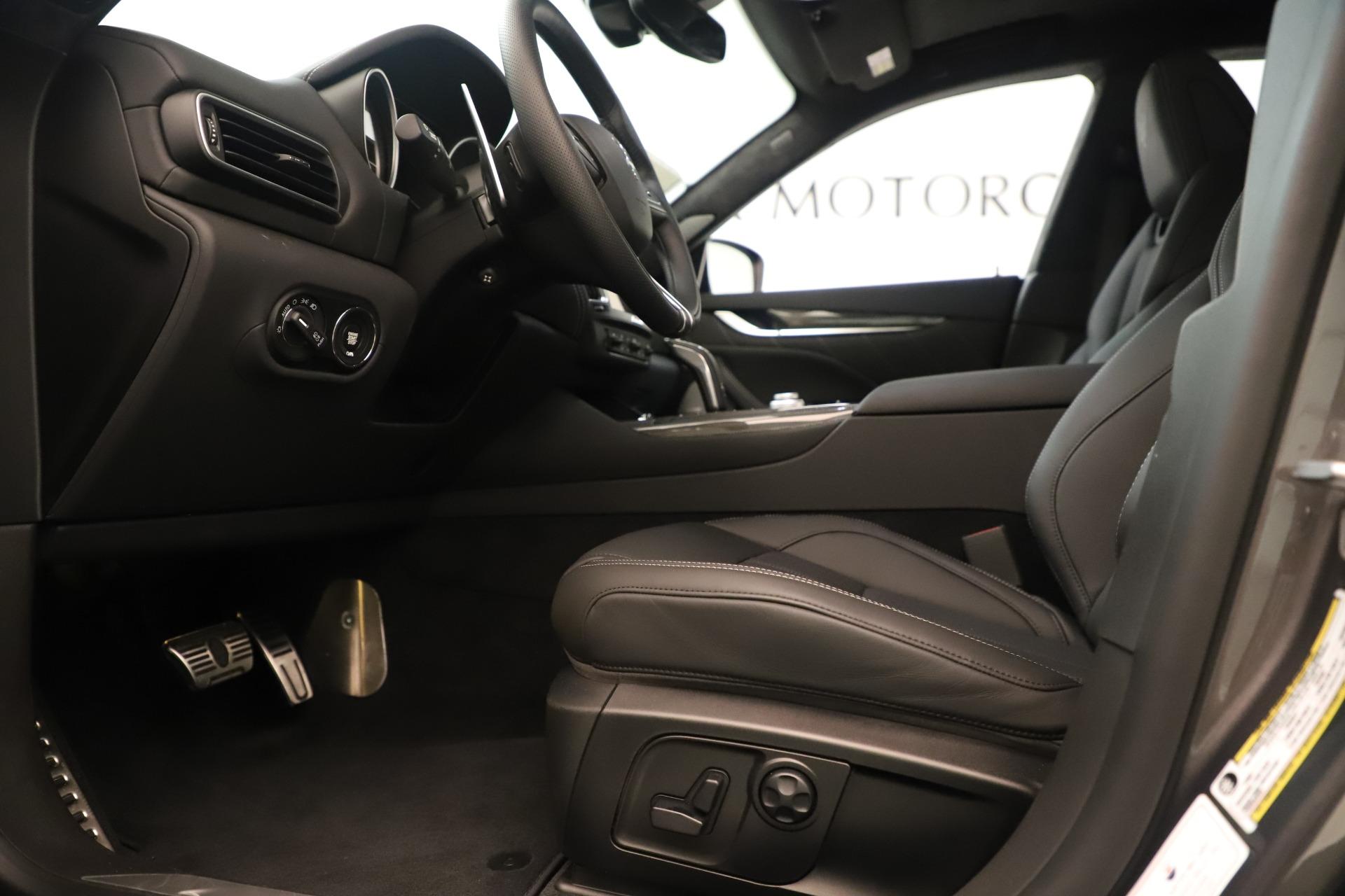New 2019 Maserati Levante GTS For Sale In Greenwich, CT 3091_p14