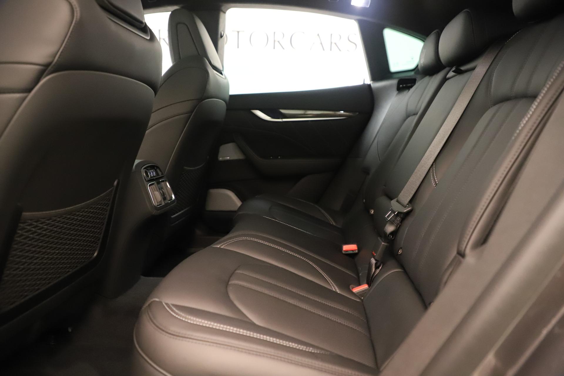 New 2019 Maserati Levante GTS For Sale In Greenwich, CT 3091_p19