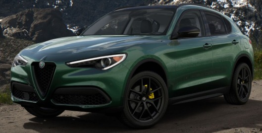 New 2019 Alfa Romeo Stelvio Ti Q4 For Sale In Greenwich, CT 3092_main