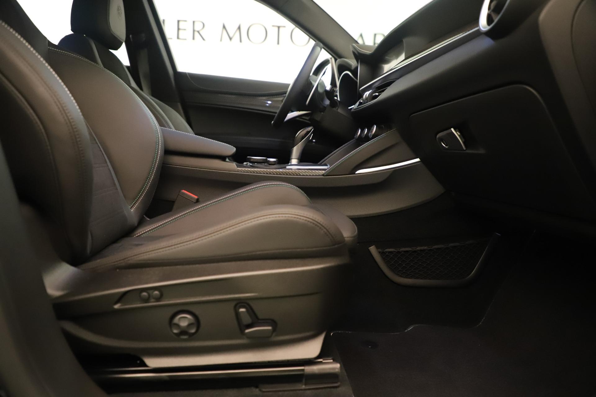 New 2019 Alfa Romeo Stelvio Quadrifoglio For Sale In Greenwich, CT 3093_p23