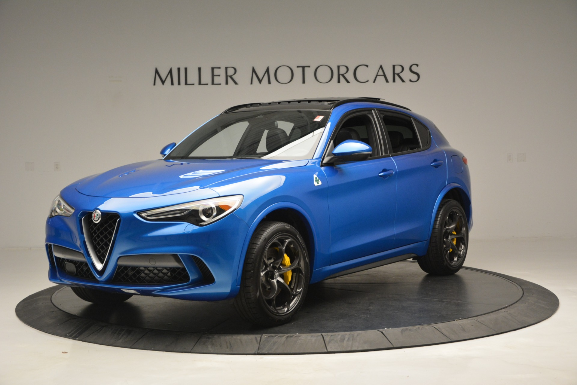 New 2019 Alfa Romeo Stelvio Quadrifoglio For Sale In Greenwich, CT 3094_p2