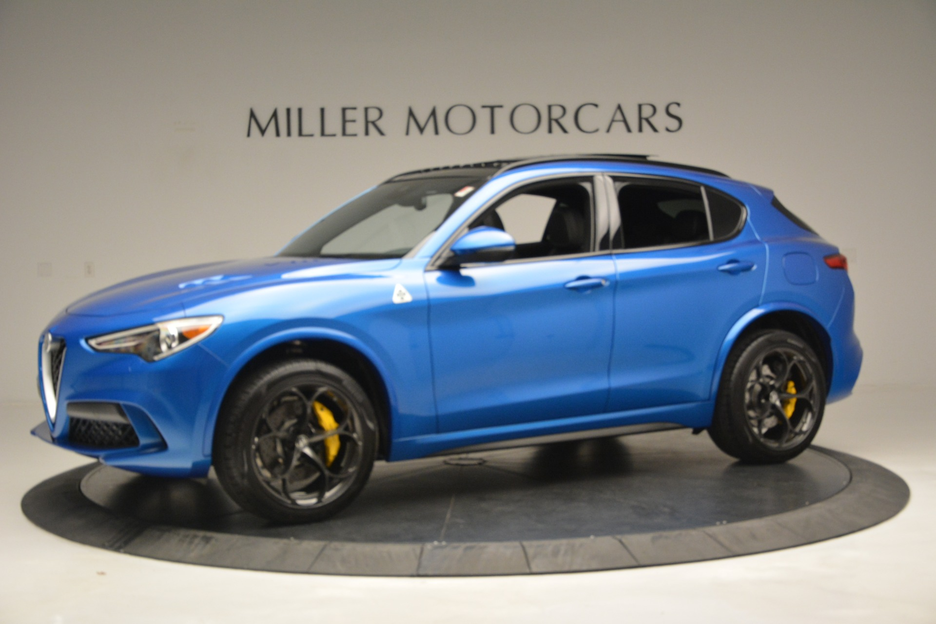 New 2019 Alfa Romeo Stelvio Quadrifoglio For Sale In Greenwich, CT 3094_p3