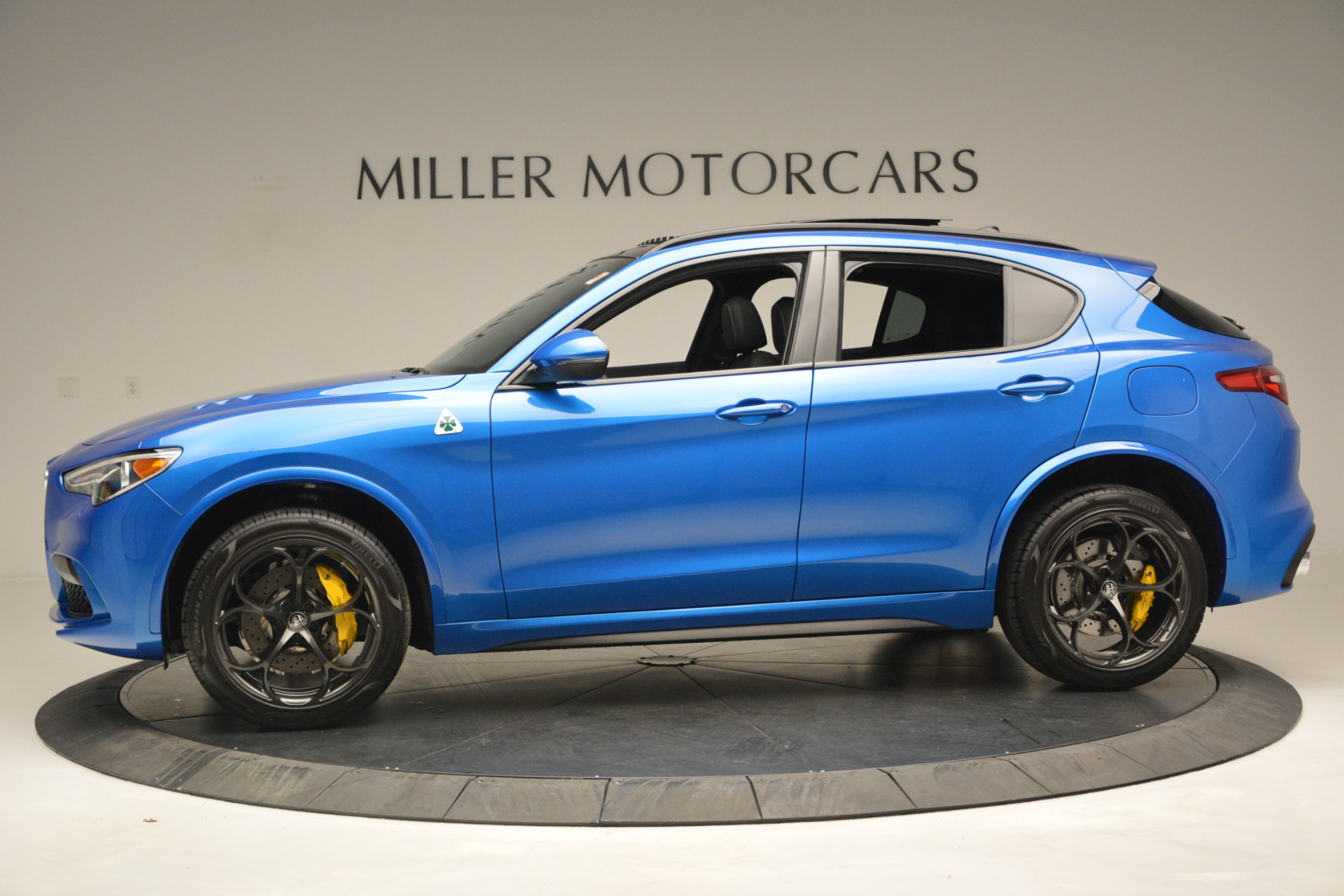 New 2019 Alfa Romeo Stelvio Quadrifoglio For Sale In Greenwich, CT 3094_p4