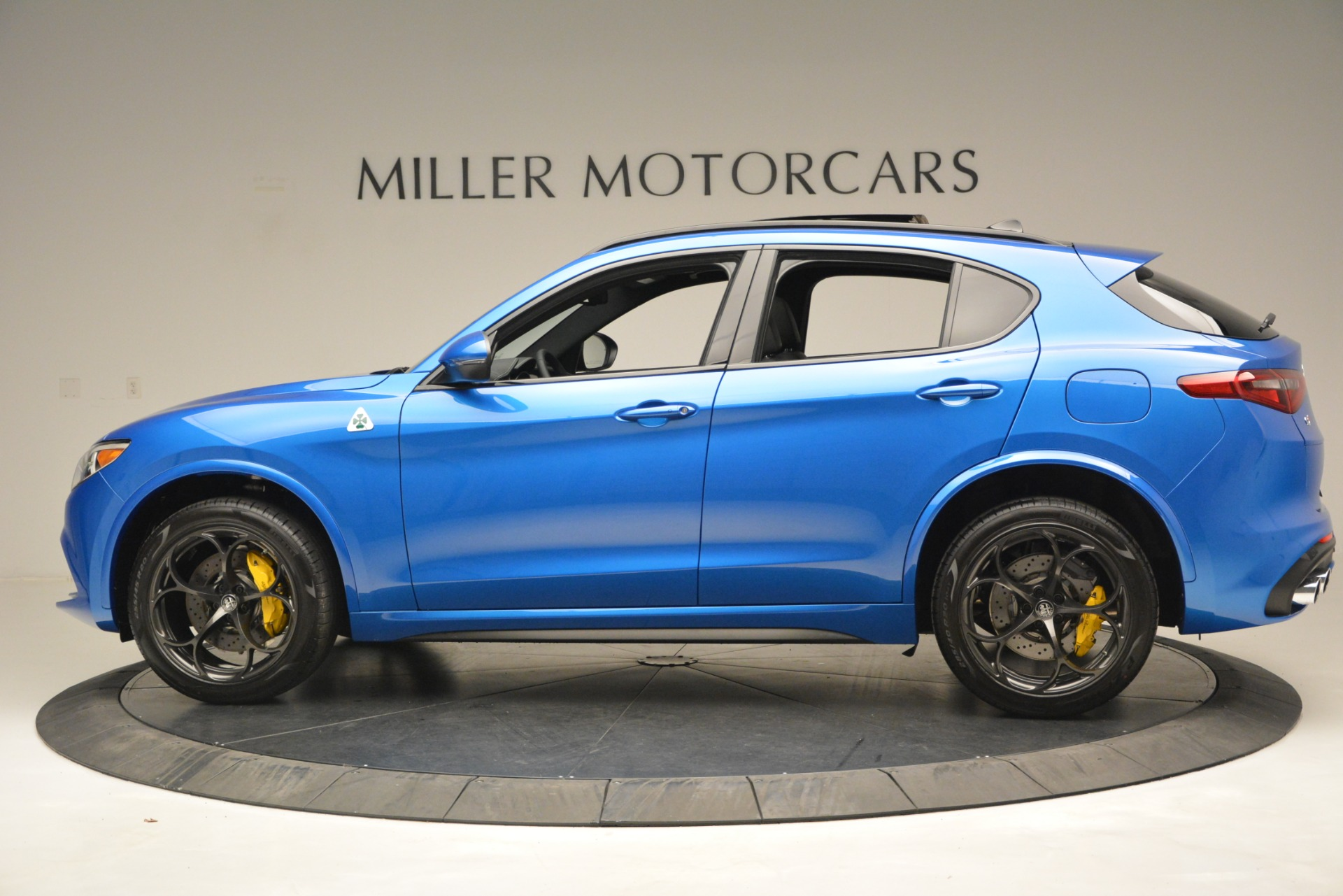New 2019 Alfa Romeo Stelvio Quadrifoglio For Sale In Greenwich, CT 3094_p5