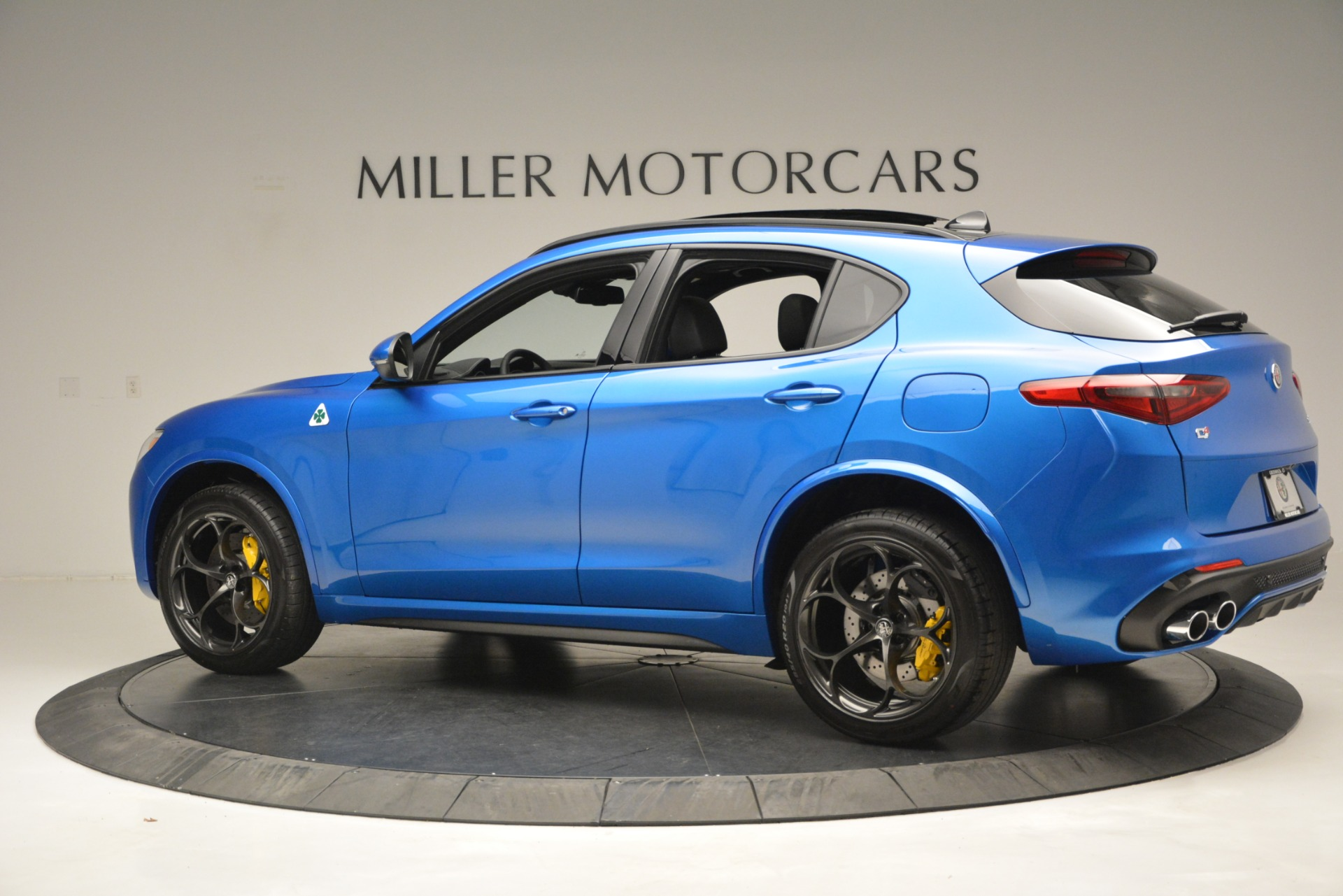New 2019 Alfa Romeo Stelvio Quadrifoglio For Sale In Greenwich, CT 3094_p6