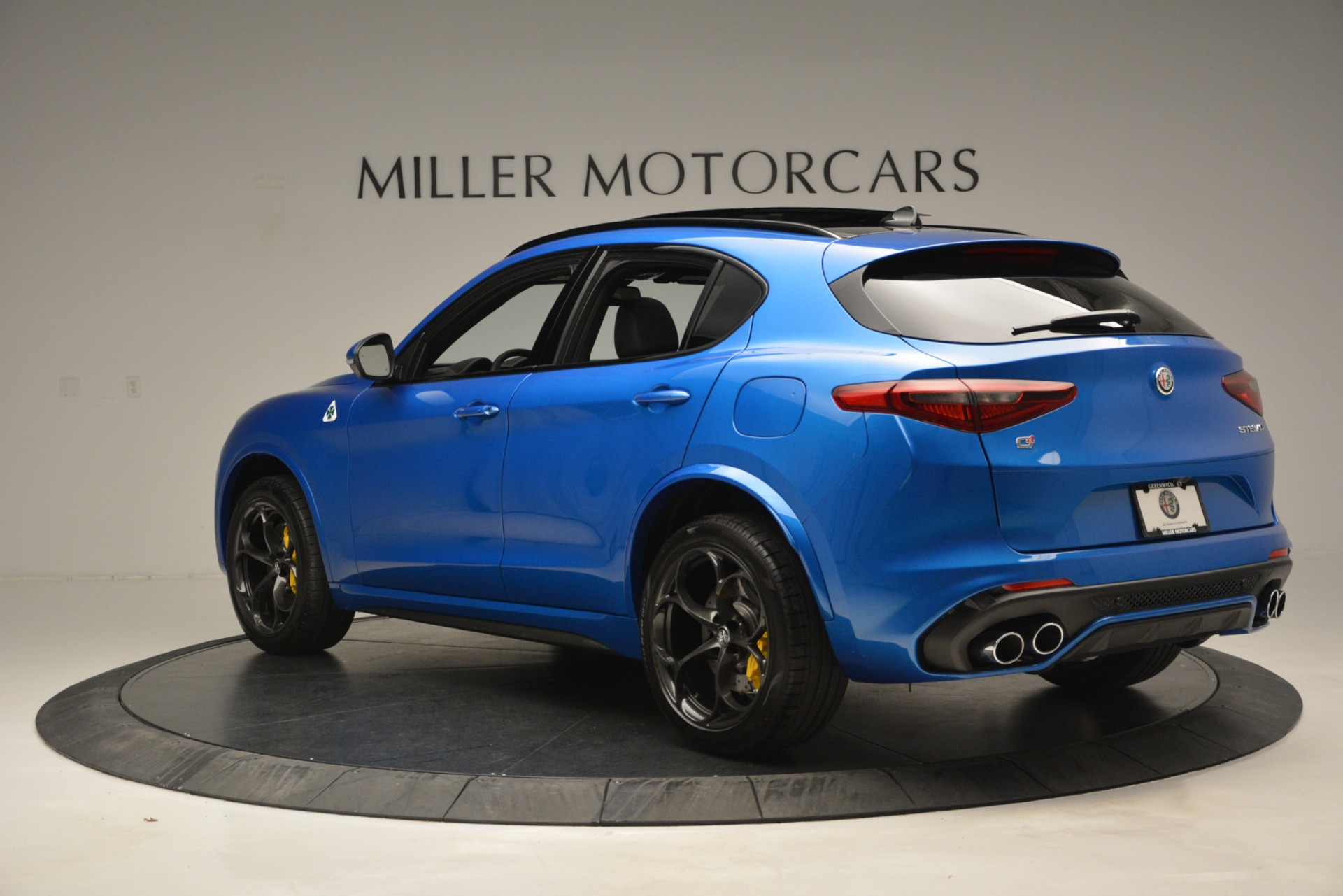New 2019 Alfa Romeo Stelvio Quadrifoglio For Sale In Greenwich, CT 3094_p7