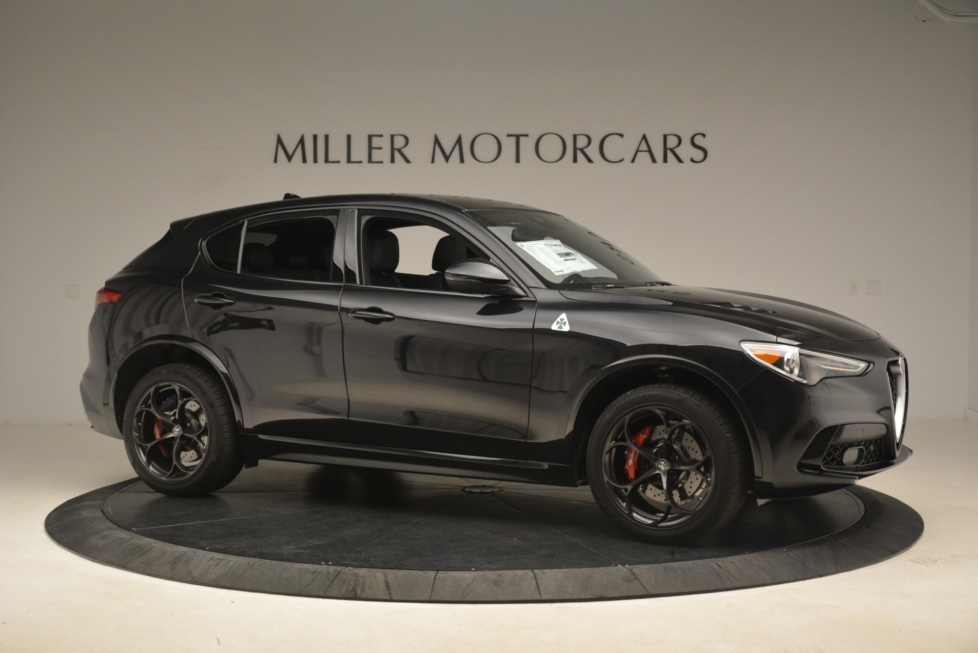 New 2019 Alfa Romeo Stelvio Quadrifoglio For Sale In Greenwich, CT 3095_p10