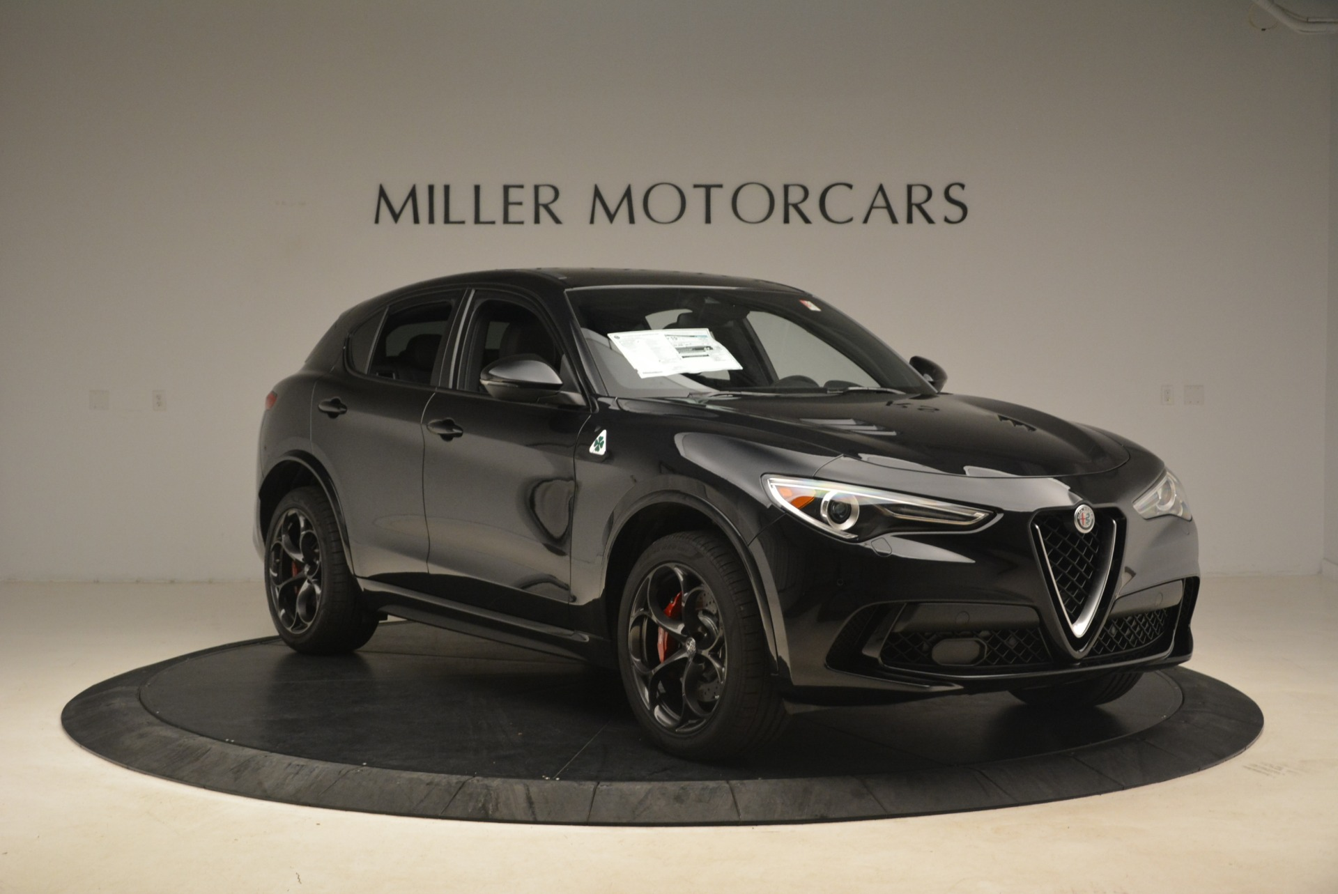 New 2019 Alfa Romeo Stelvio Quadrifoglio For Sale In Greenwich, CT 3095_p11